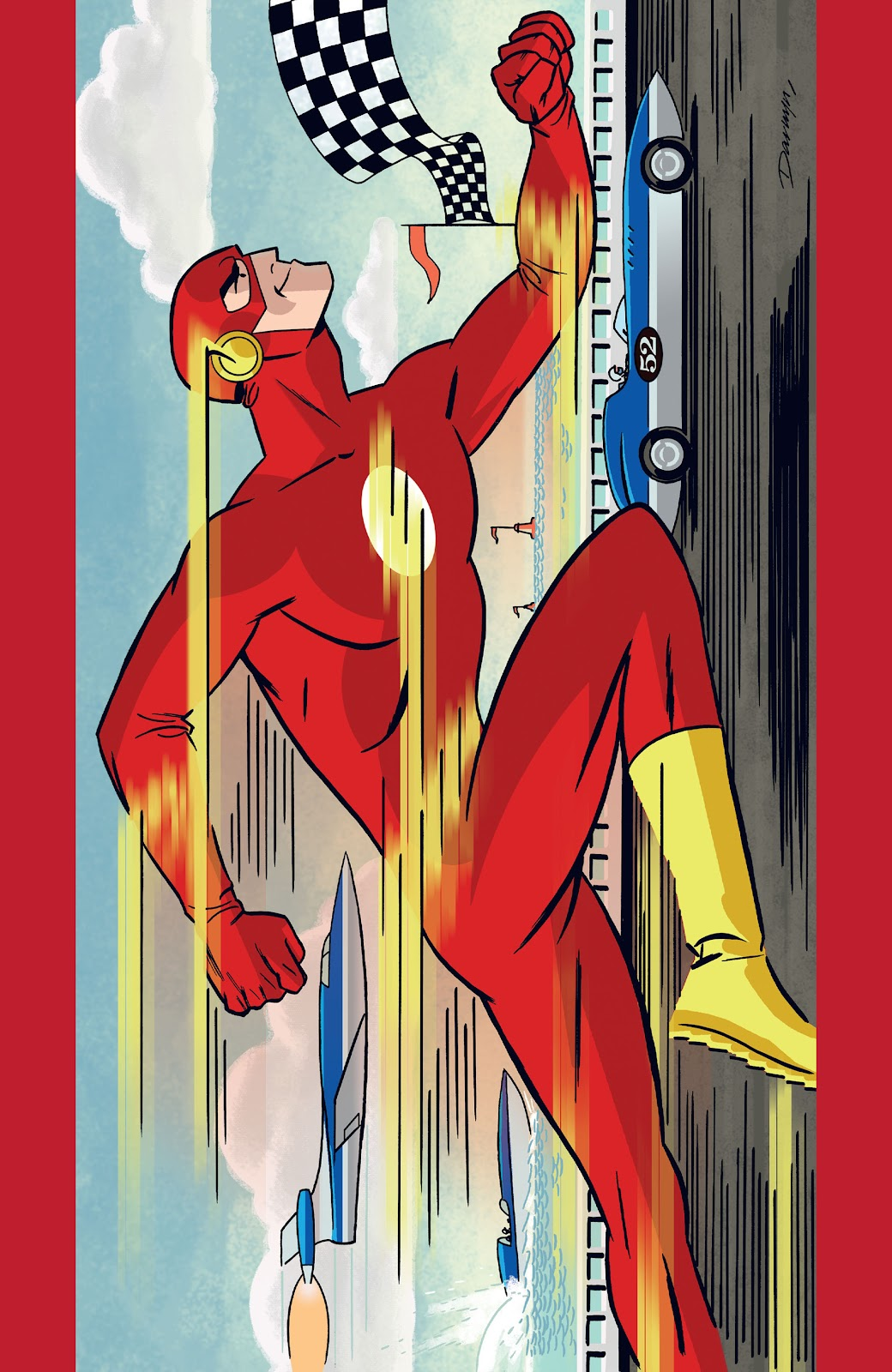 Read online The Flash (2011) comic -  Issue # _TPB 7 - 135
