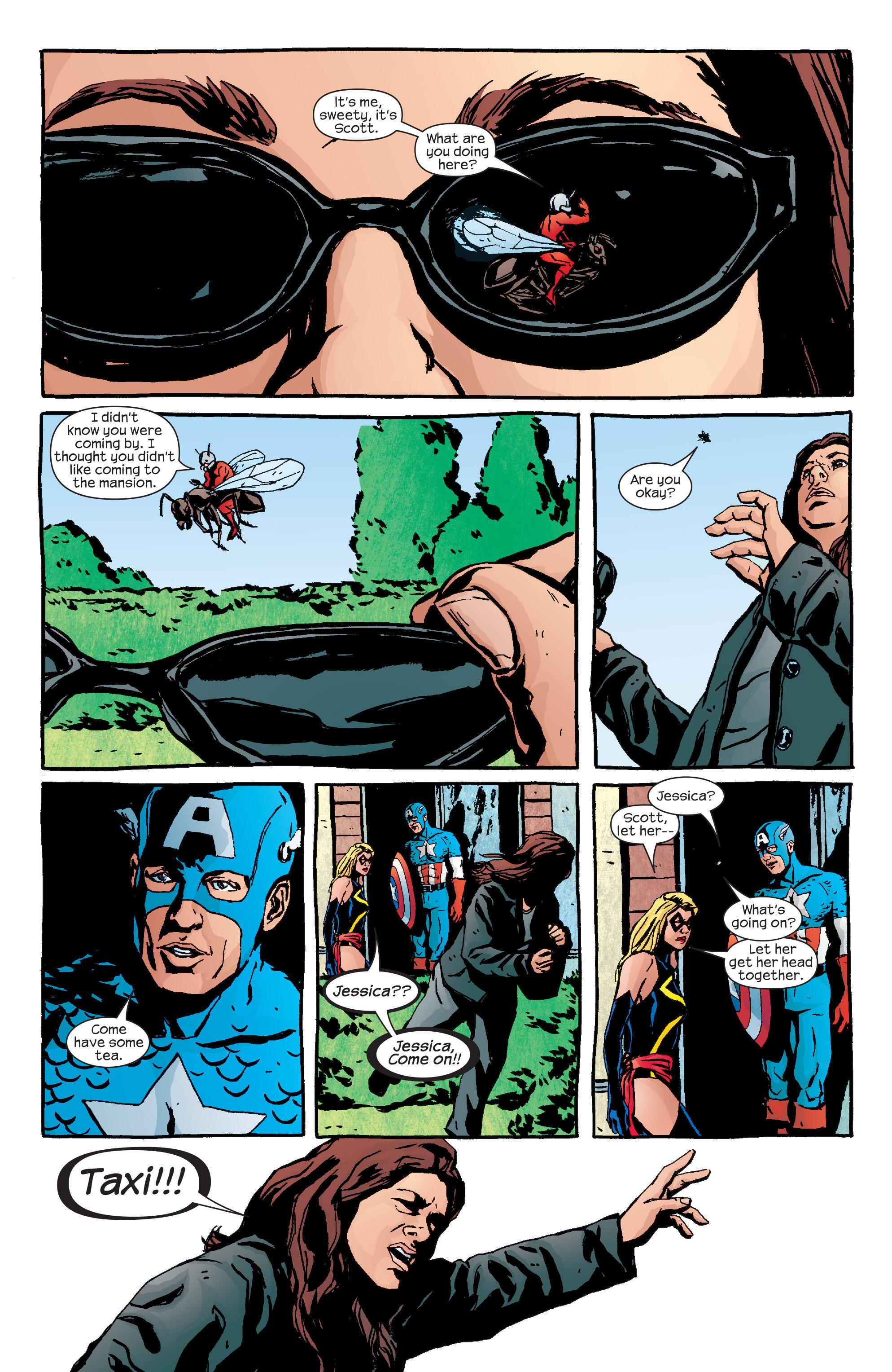 Read online Alias comic -  Issue #24 - 12