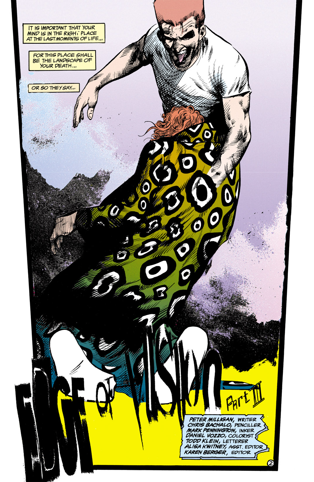 Read online Shade, the Changing Man comic -  Issue #13 - 3