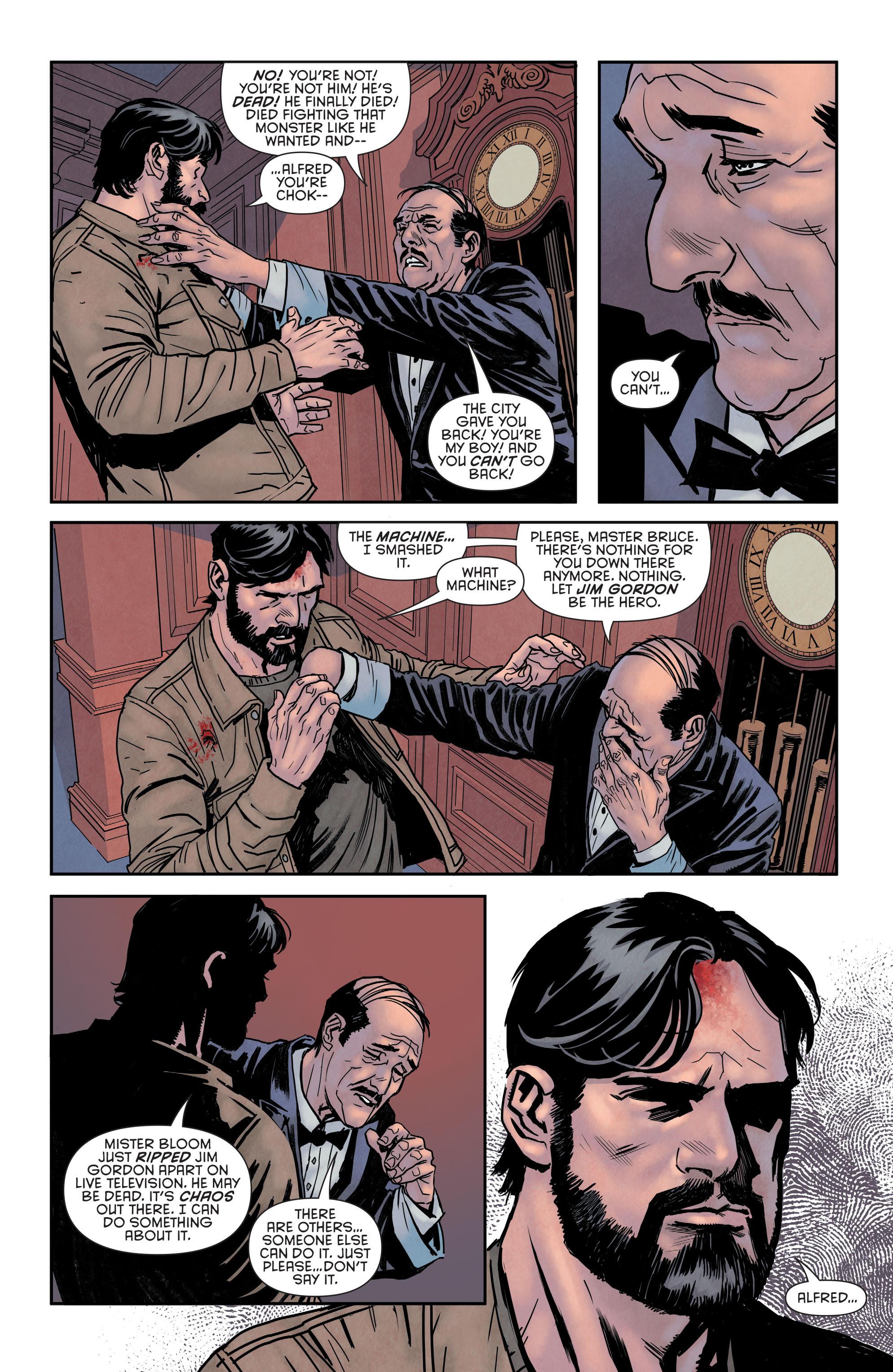 Read online Batman (2011) comic -  Issue # _TPB 9 - 78