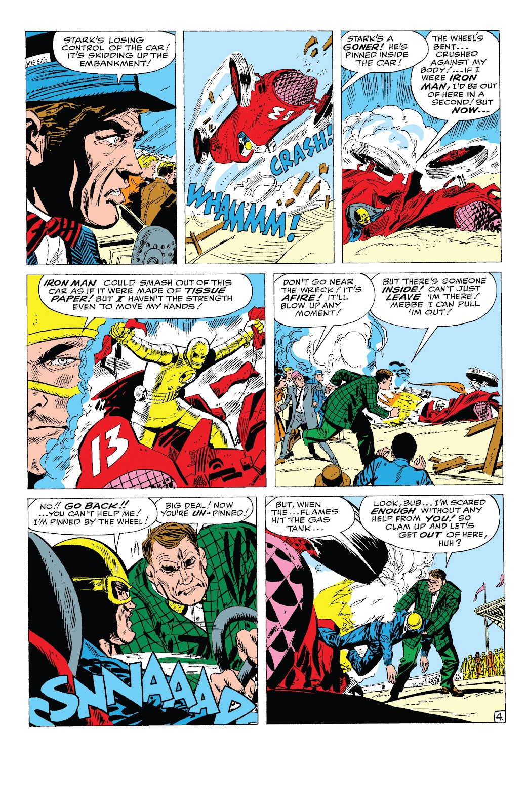 Read online Marvel Tales: Iron Man comic -  Issue # Full - 23