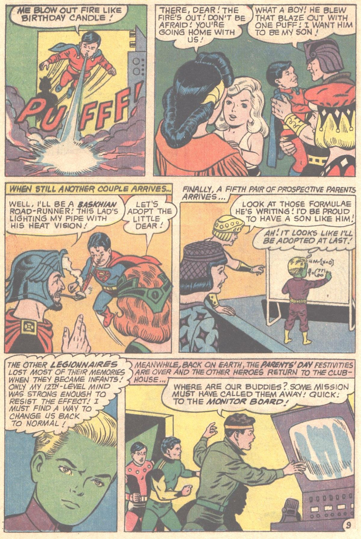 Read online Adventure Comics (1938) comic -  Issue #356 - 12