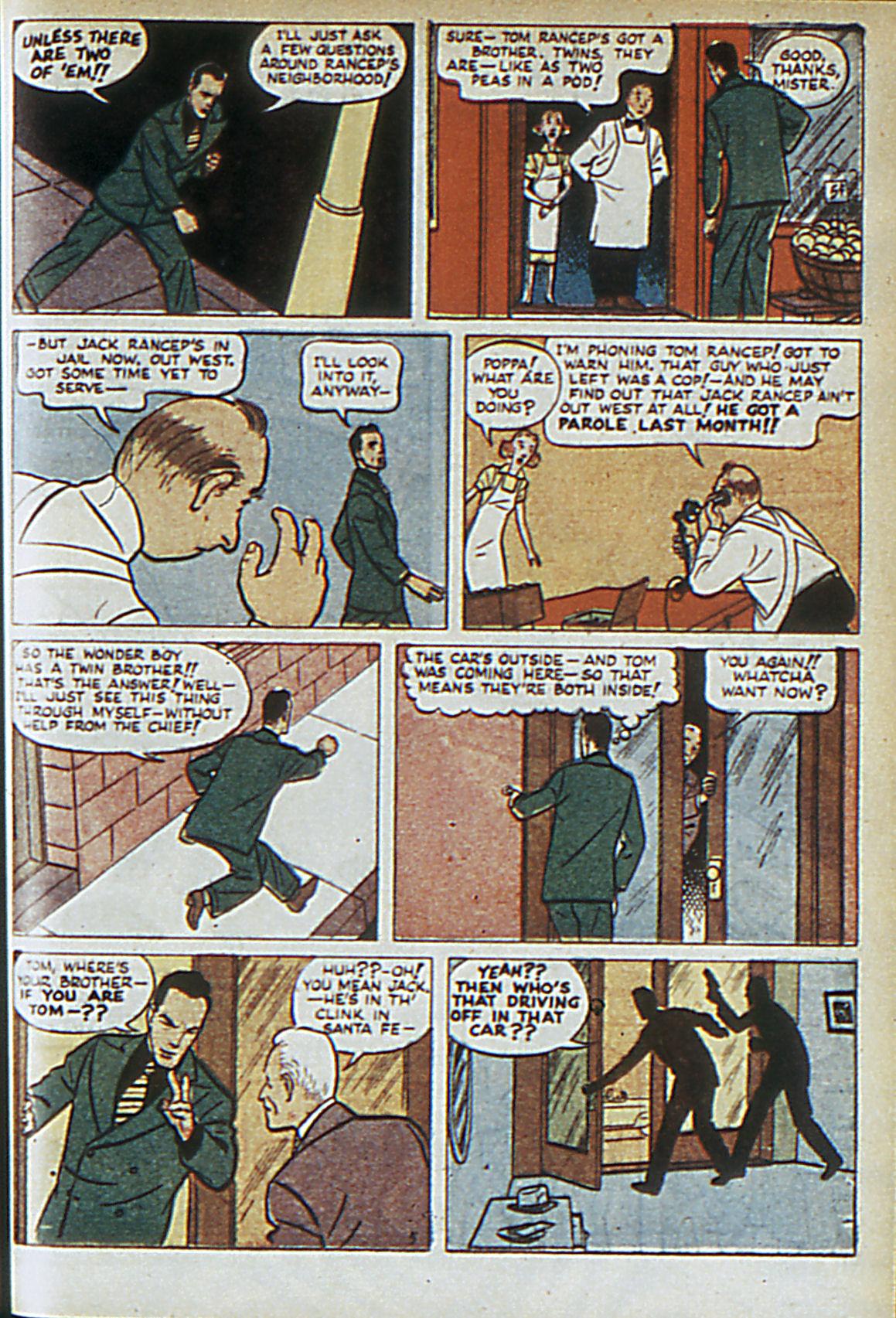 Read online Adventure Comics (1938) comic -  Issue #63 - 46