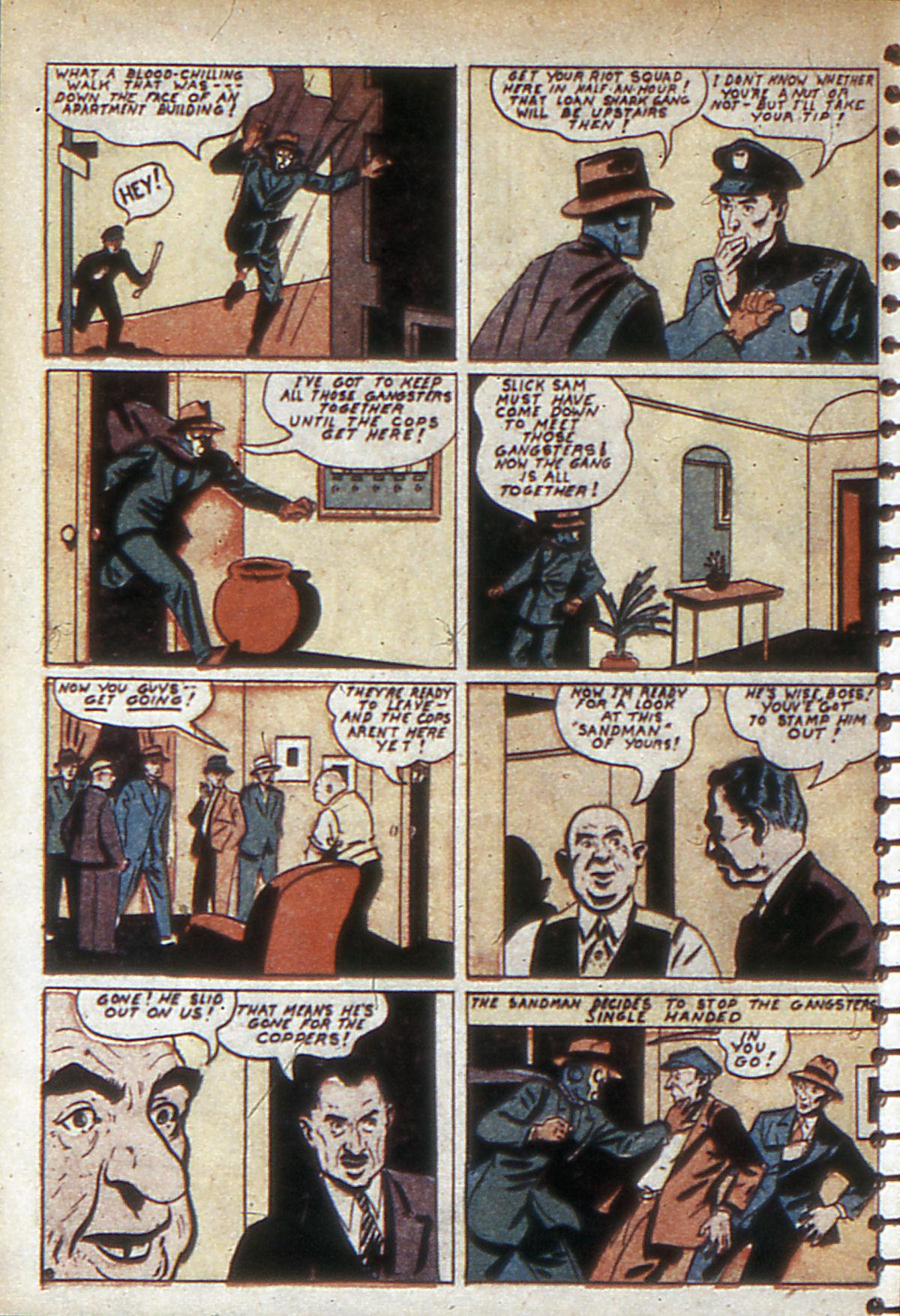 Read online Adventure Comics (1938) comic -  Issue #53 - 65
