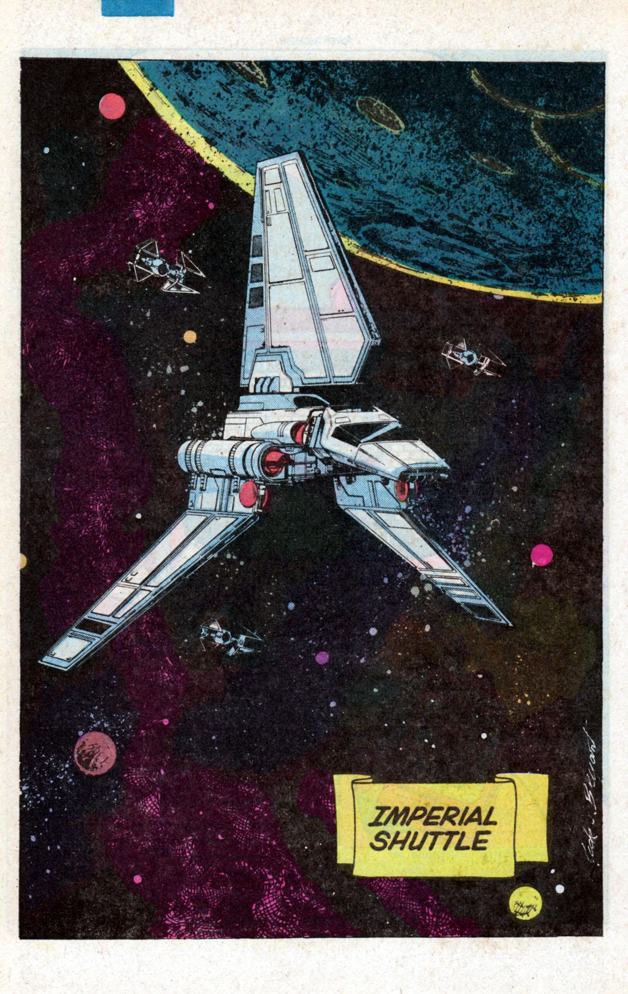 Read online Star Wars: Return of the Jedi comic -  Issue #1 - 31