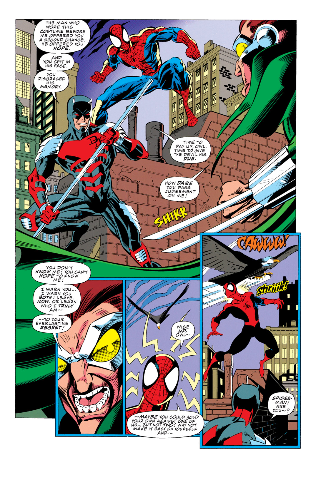 The Amazing Spider-Man (1963) 396 Page 22