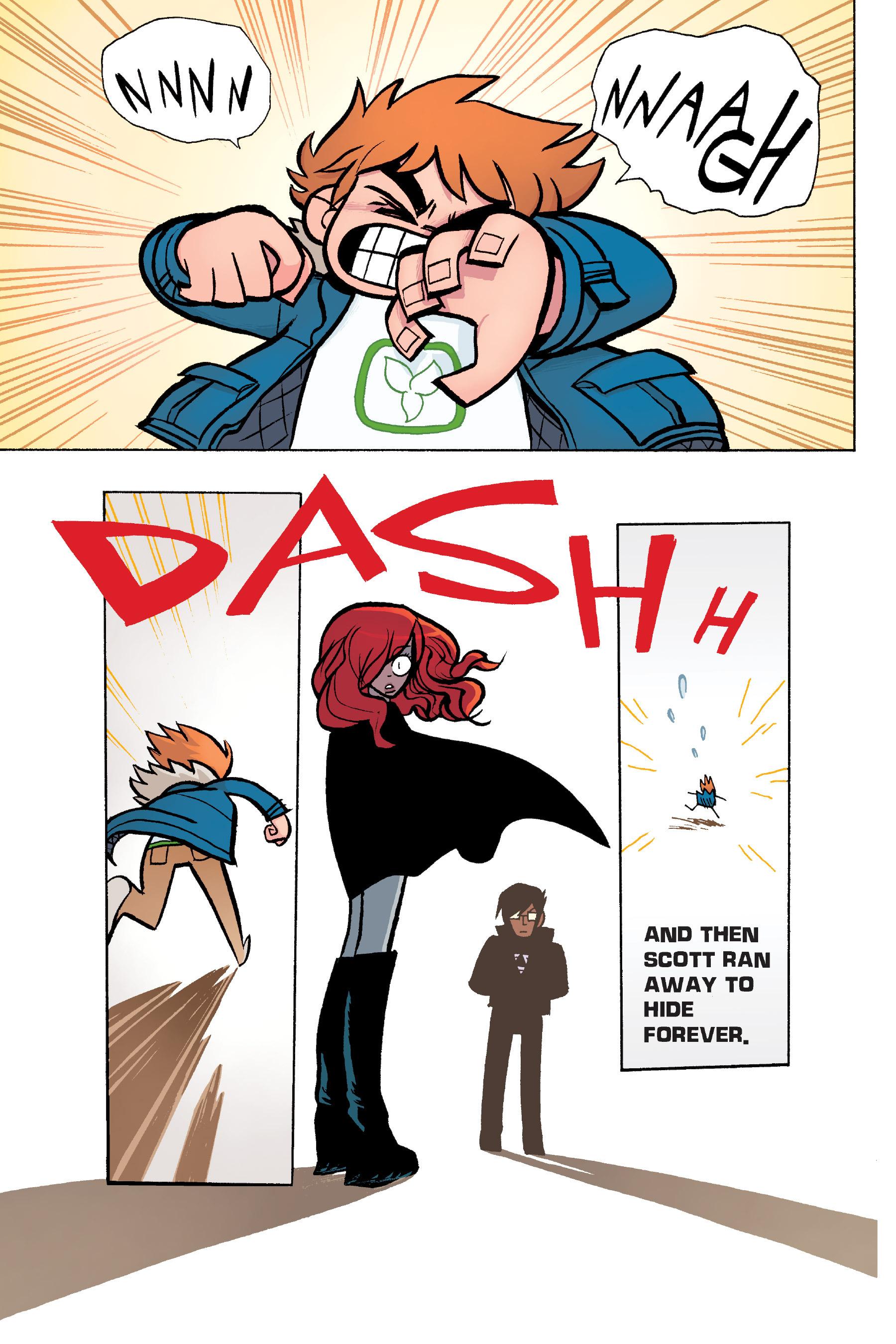 Read online Scott Pilgrim comic -  Issue #6 - 60