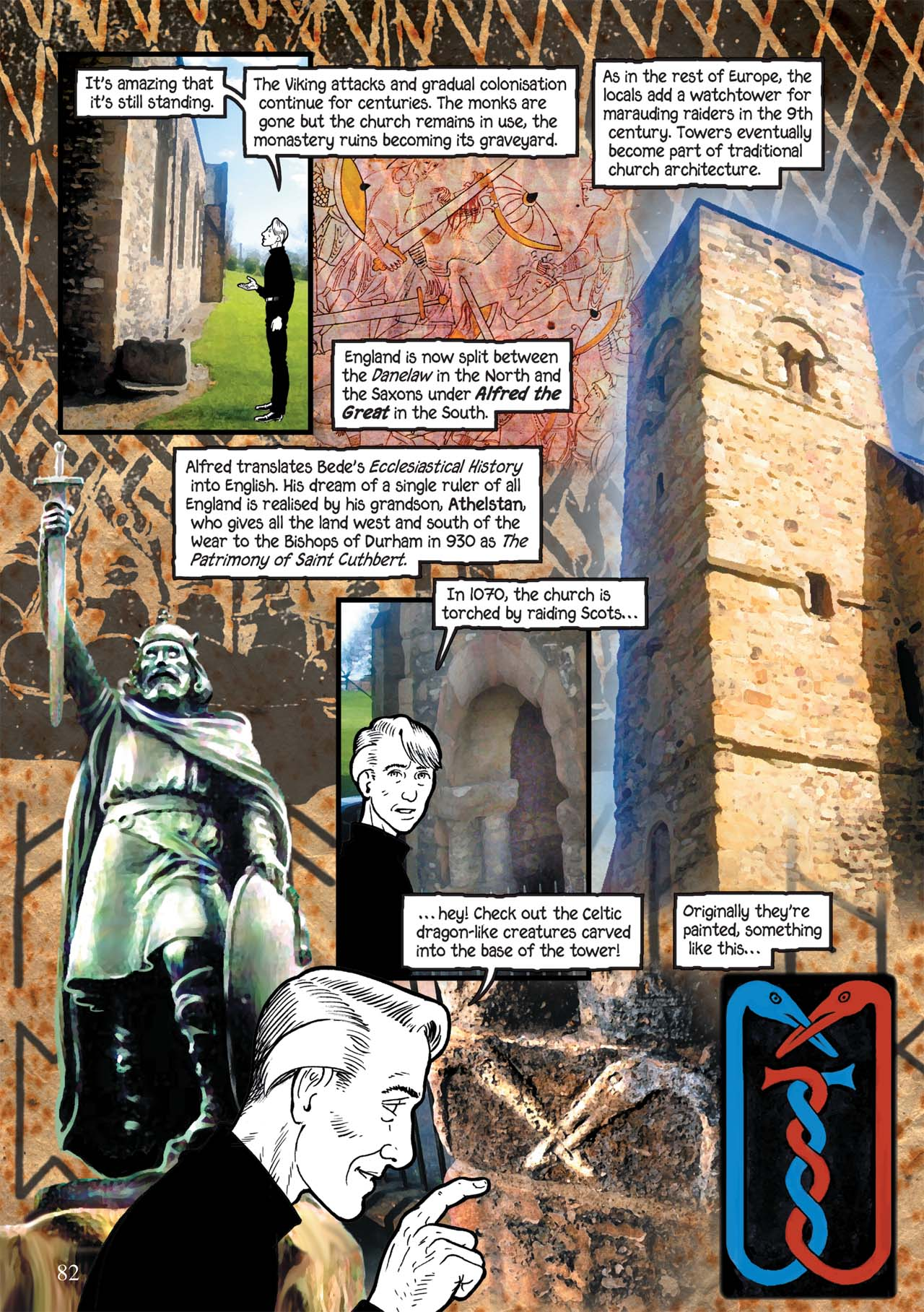 Read online Alice in Sunderland comic -  Issue # Full - 86