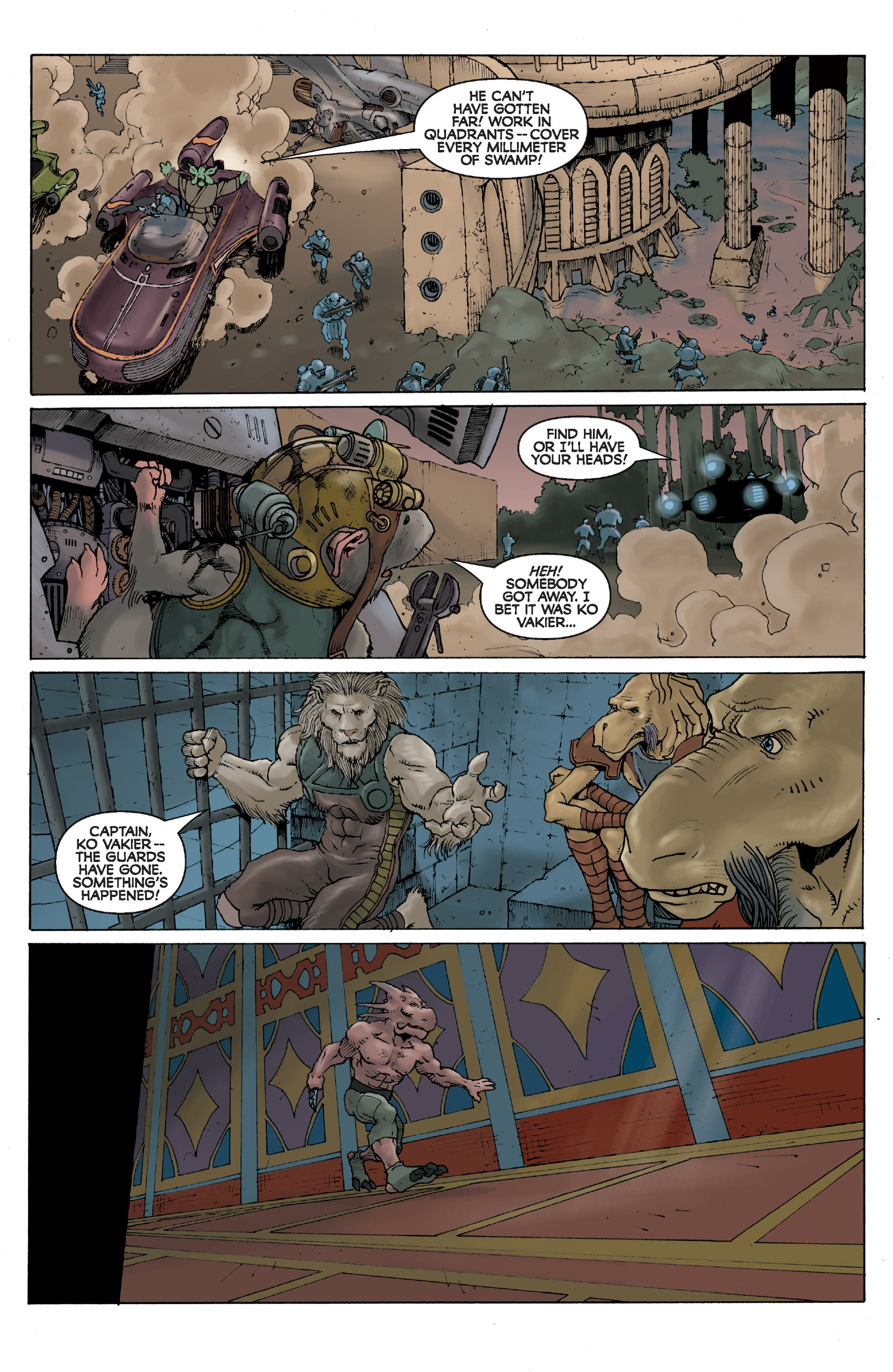Read online Star Wars Omnibus comic -  Issue # Vol. 31 - 248