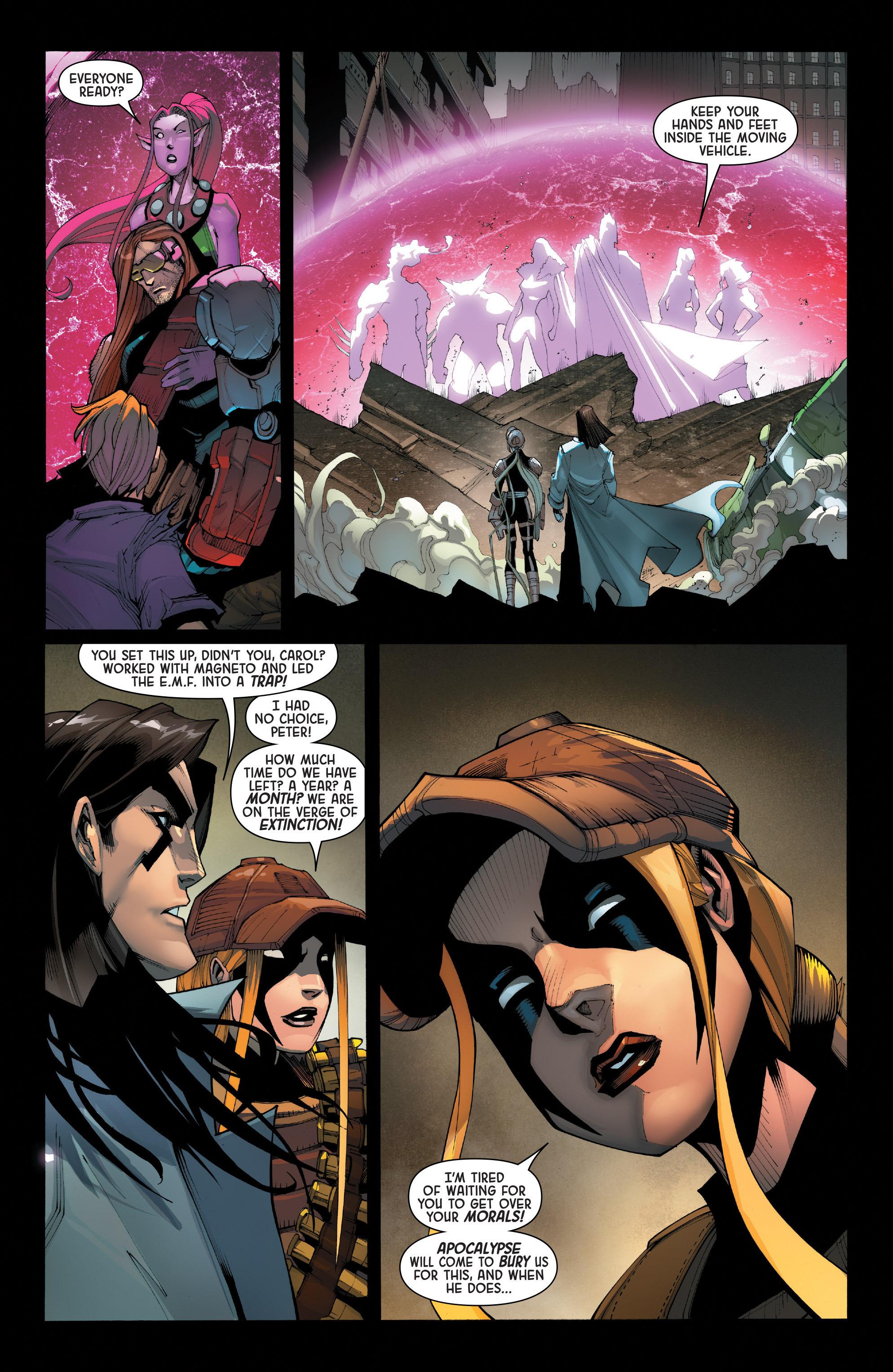 Read online Age of Apocalypse (2015) comic -  Issue #2 - 13