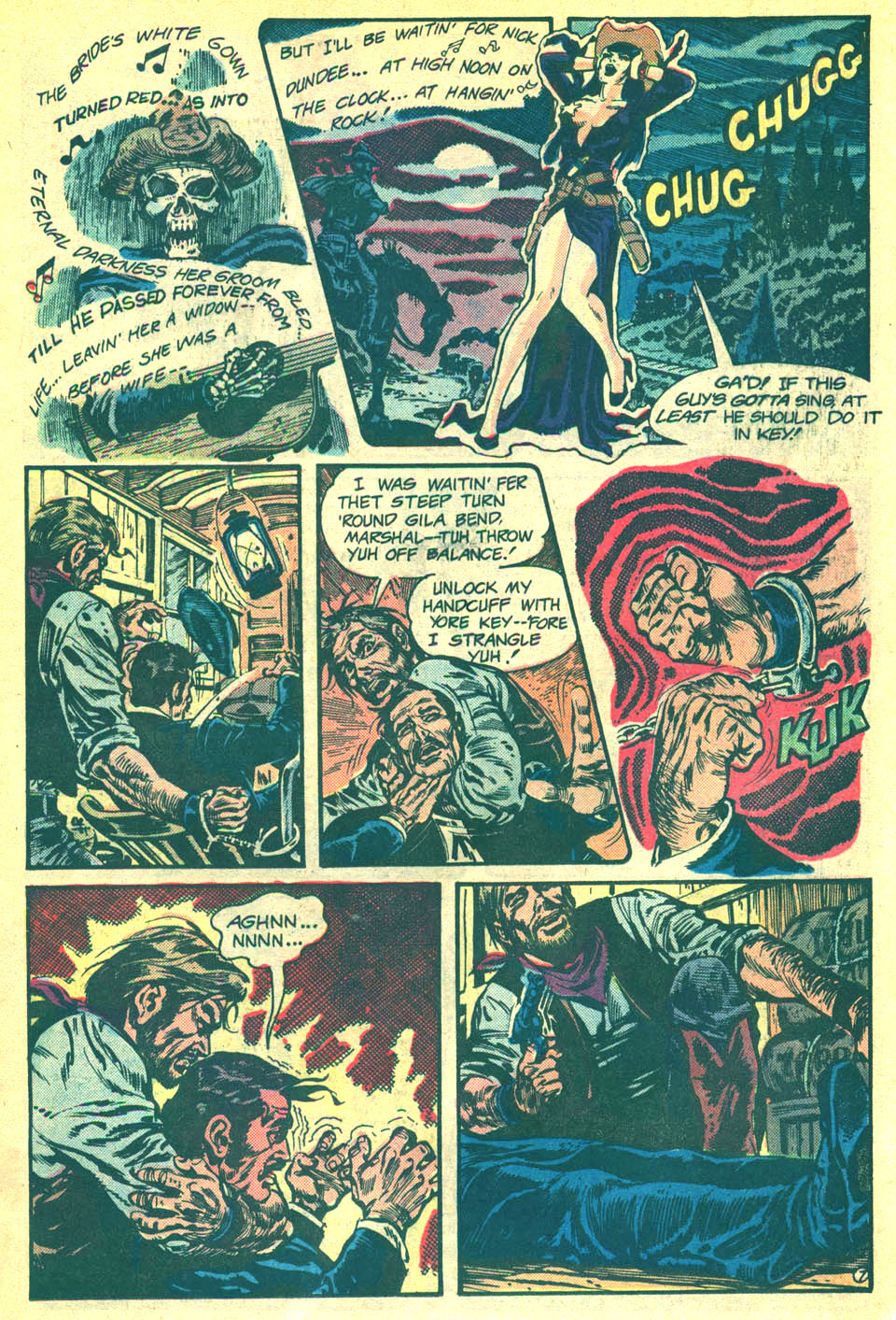 Elvira's House of Mystery Issue #3 #4 - English 11