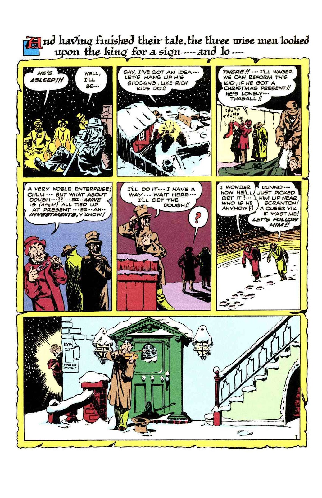 Read online Will Eisner's The Spirit Archives comic -  Issue # TPB 3 (Part 2) - 108
