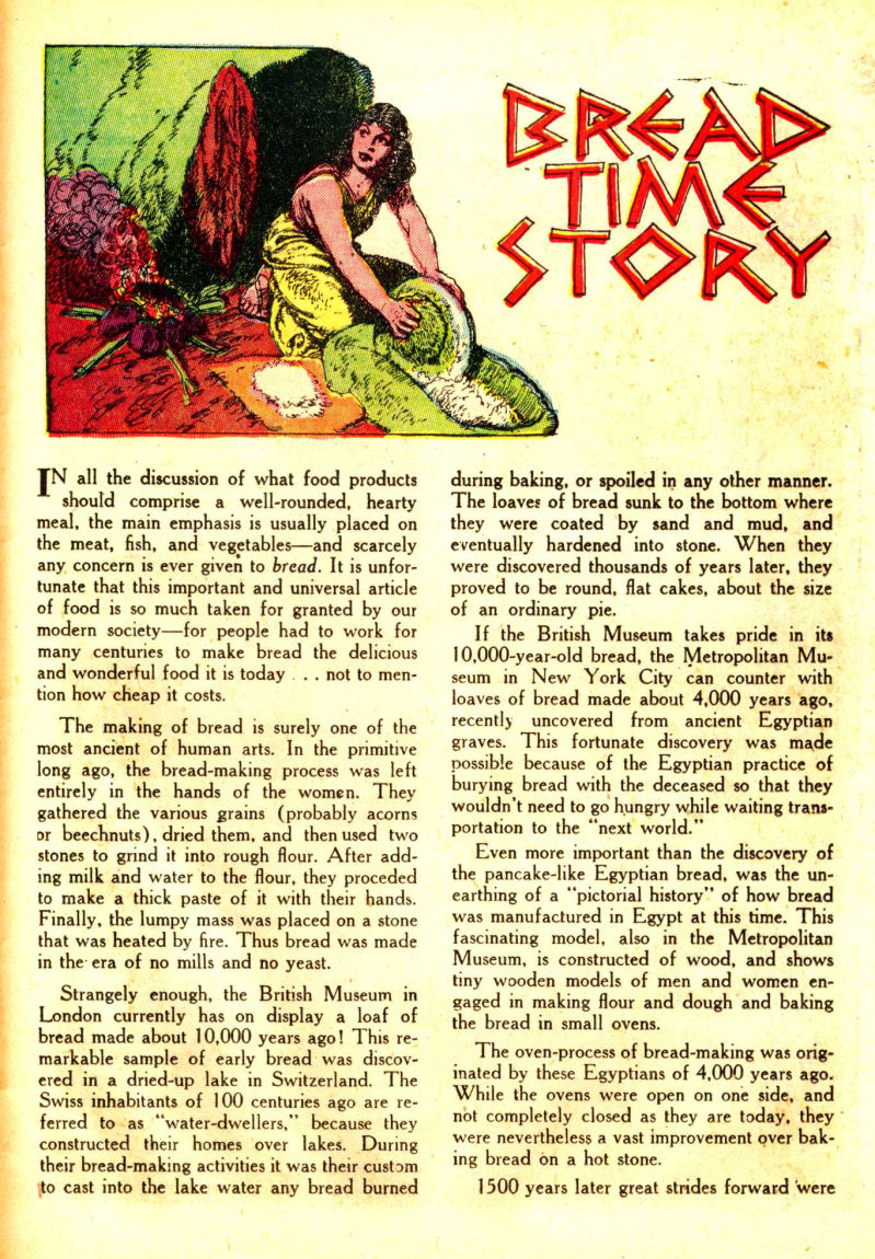 Read online Sensation (Mystery) Comics comic -  Issue #99 - 37