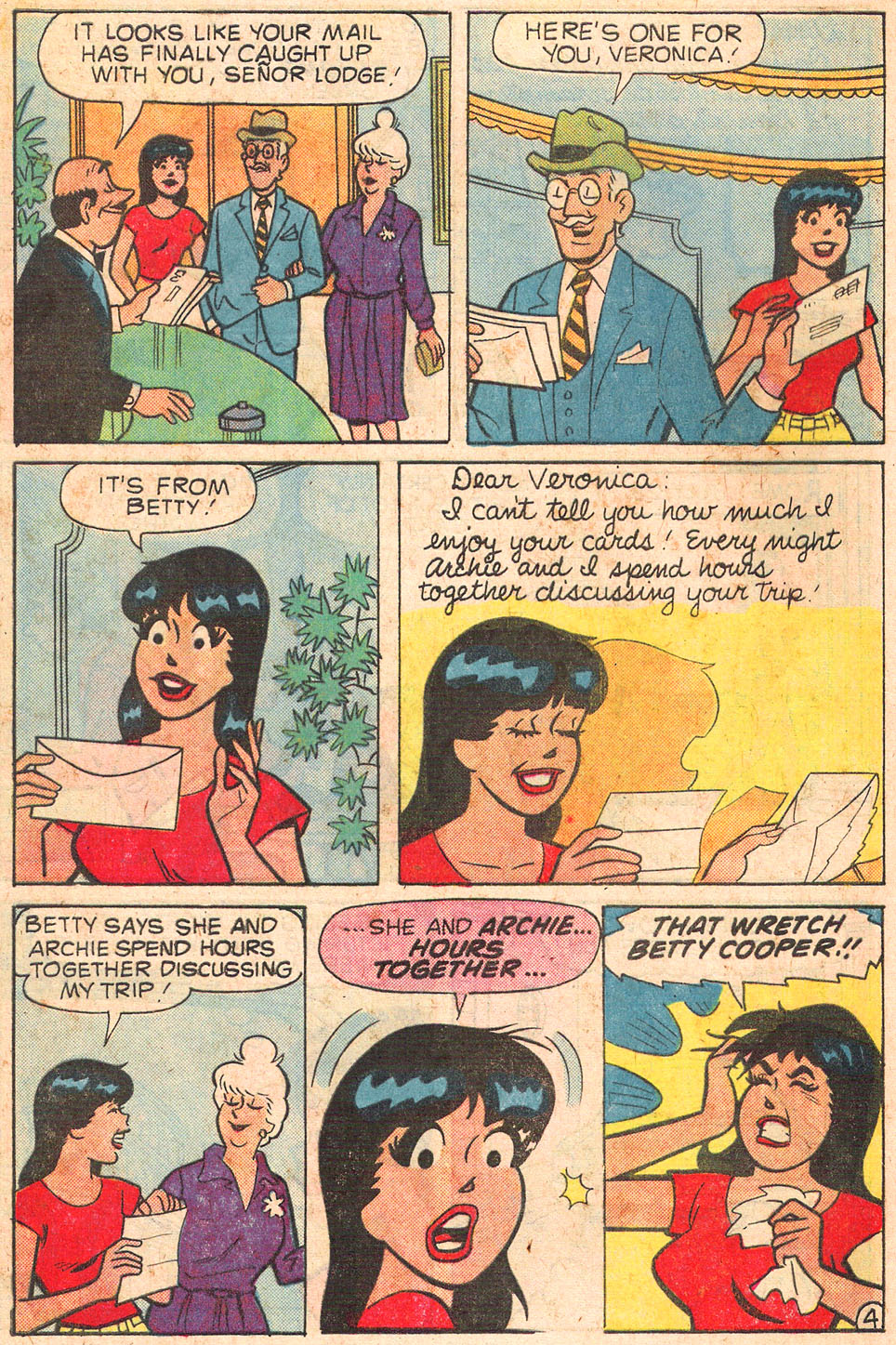 Read online Archie's Girls Betty and Veronica comic -  Issue #301 - 32