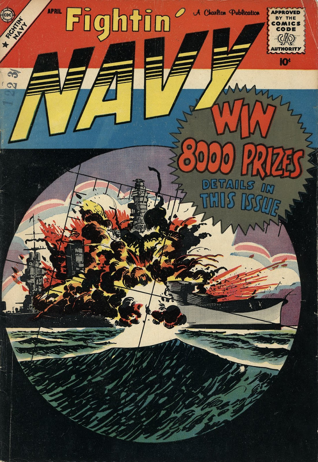 Read online Fightin' Navy comic -  Issue #86 - 1