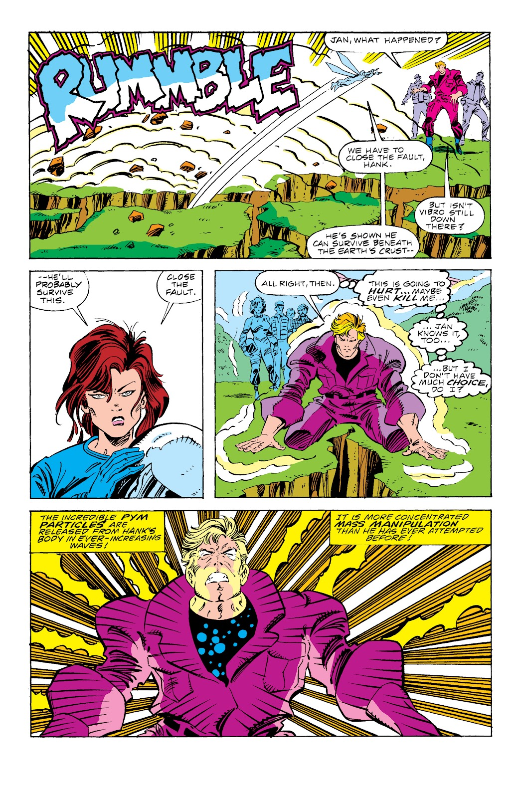 Avengers West Coast (1989) issue 58 - Page 21