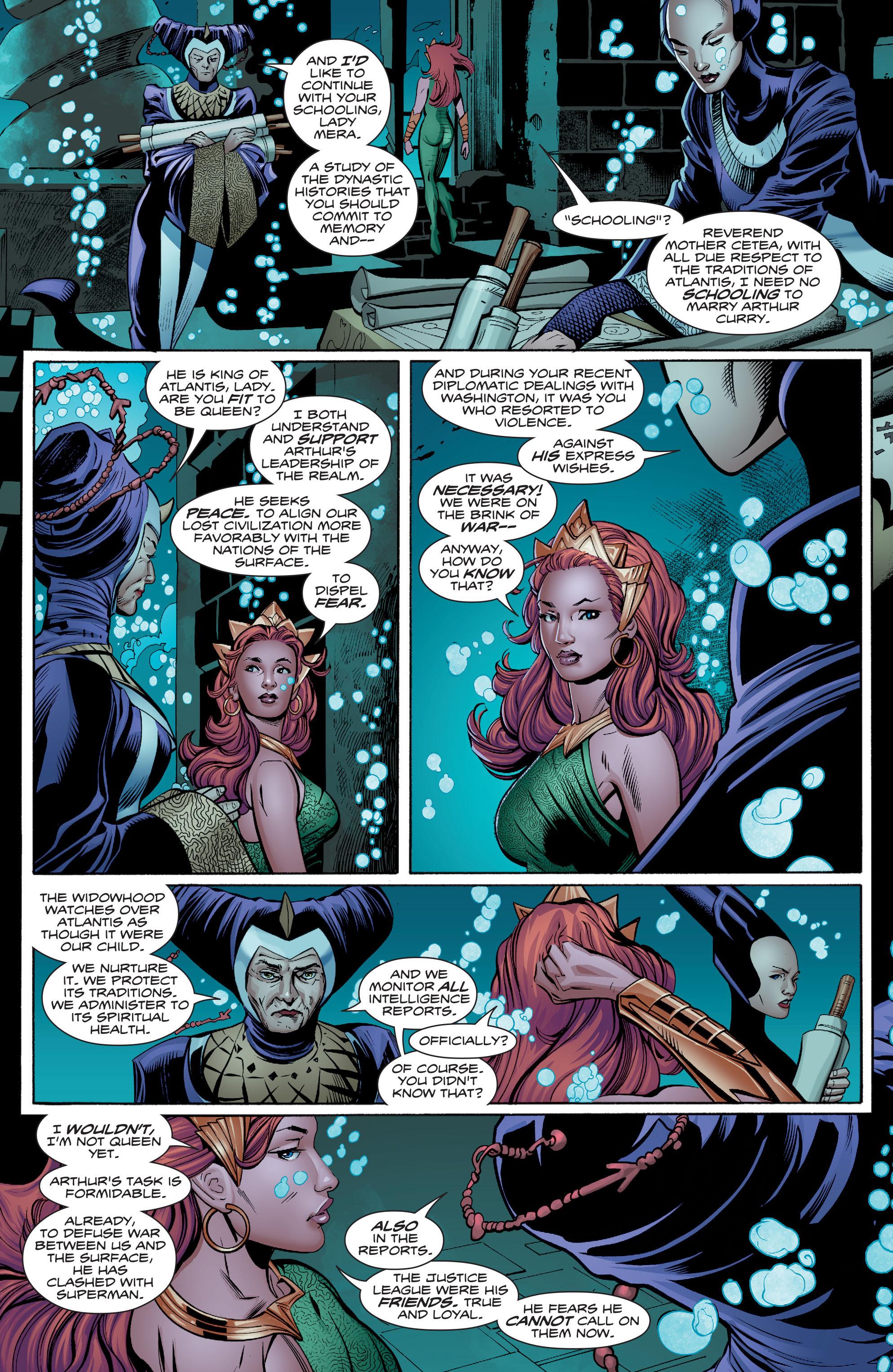 Read online Aquaman (2016) comic -  Issue #9 - 10