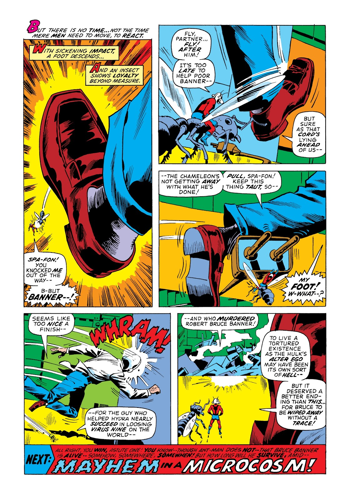 Read online Marvel Masterworks: The Incredible Hulk comic -  Issue # TPB 8 (Part 3) - 39
