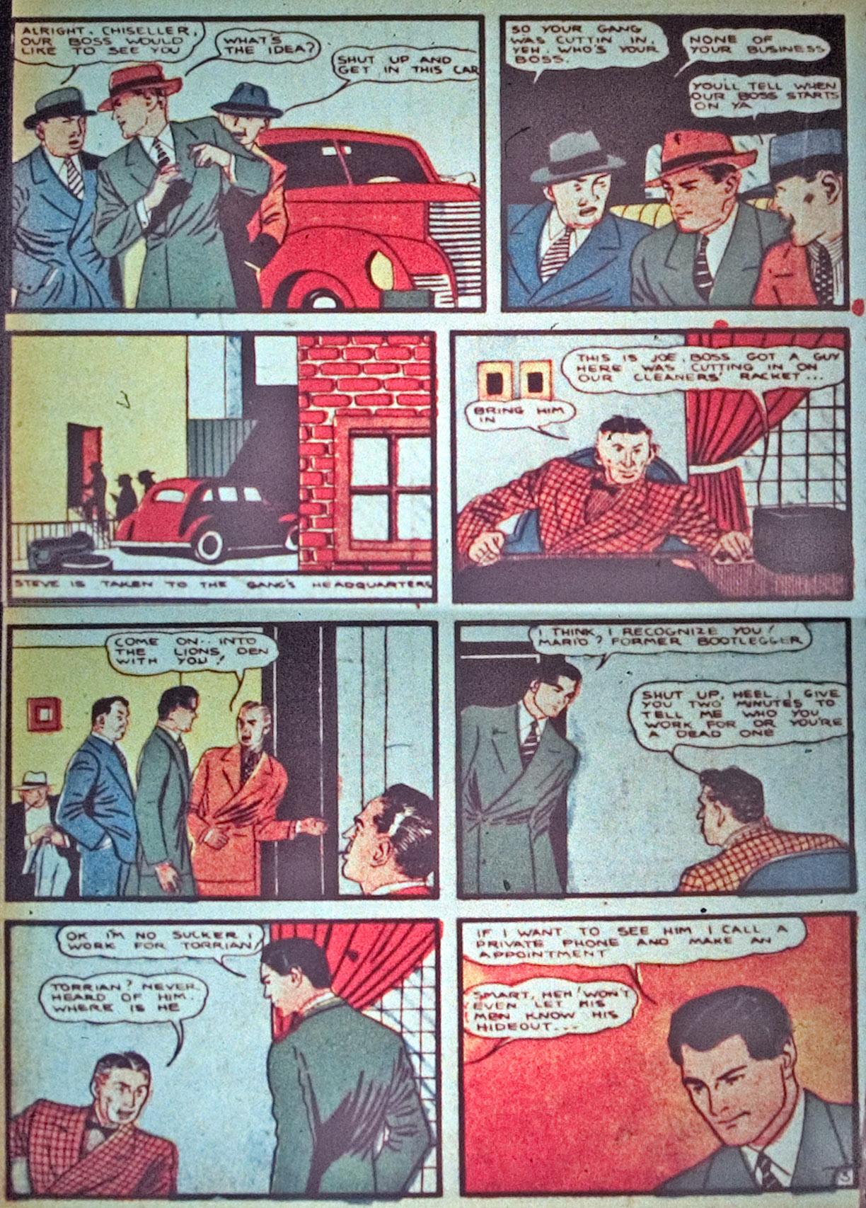 Read online Detective Comics (1937) comic -  Issue #34 - 30