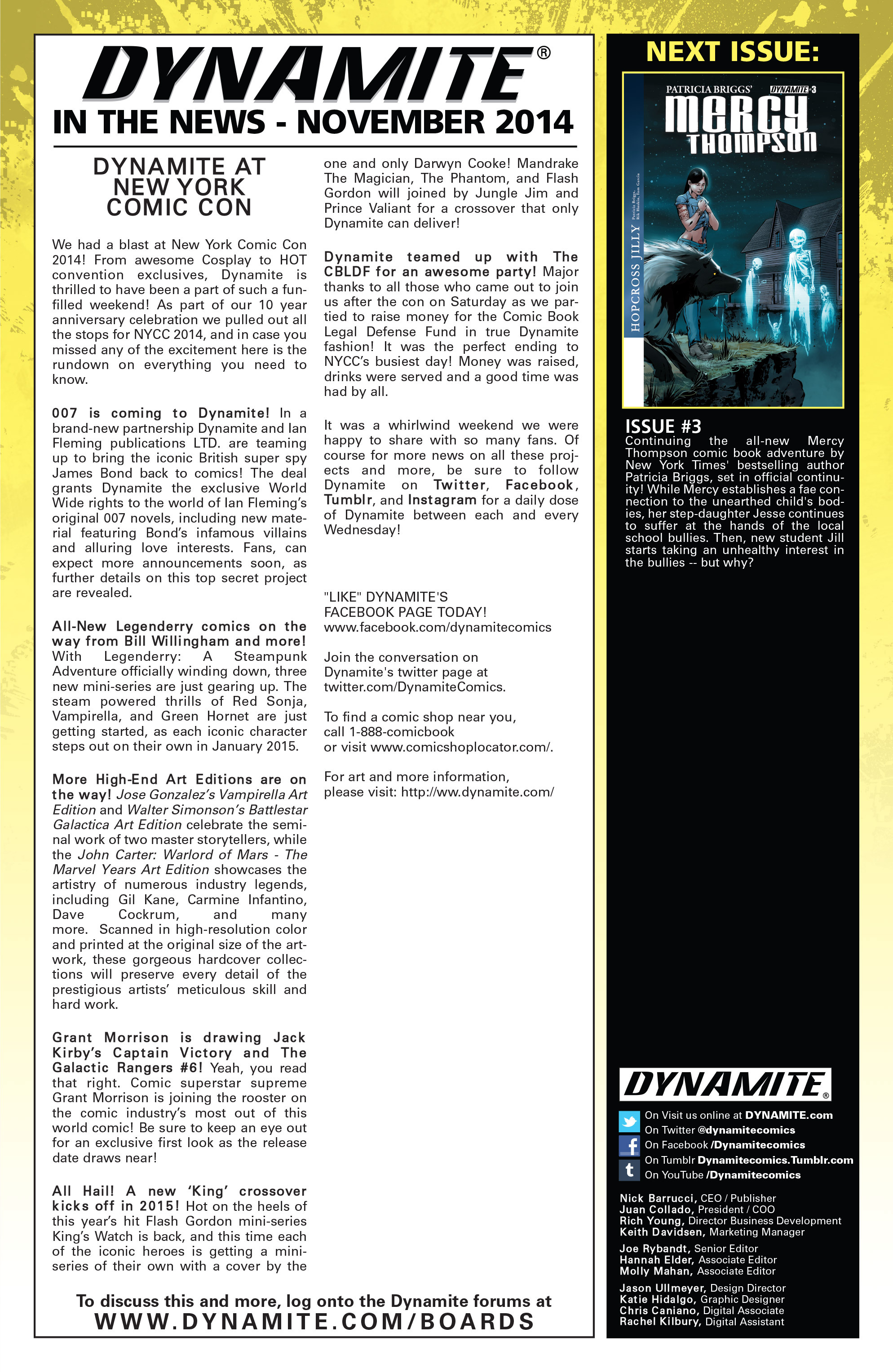 Read online Mercy Thompson comic -  Issue #2 - 25