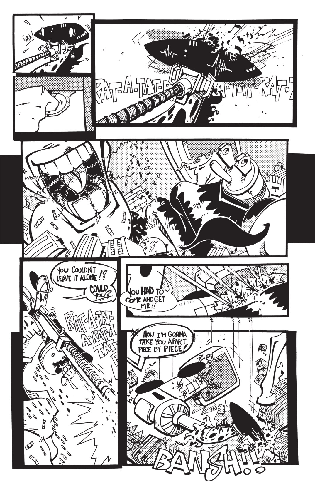 Read online Scud: The Disposable Assassin: The Whole Shebang comic -  Issue # TPB (Part 2) - 21