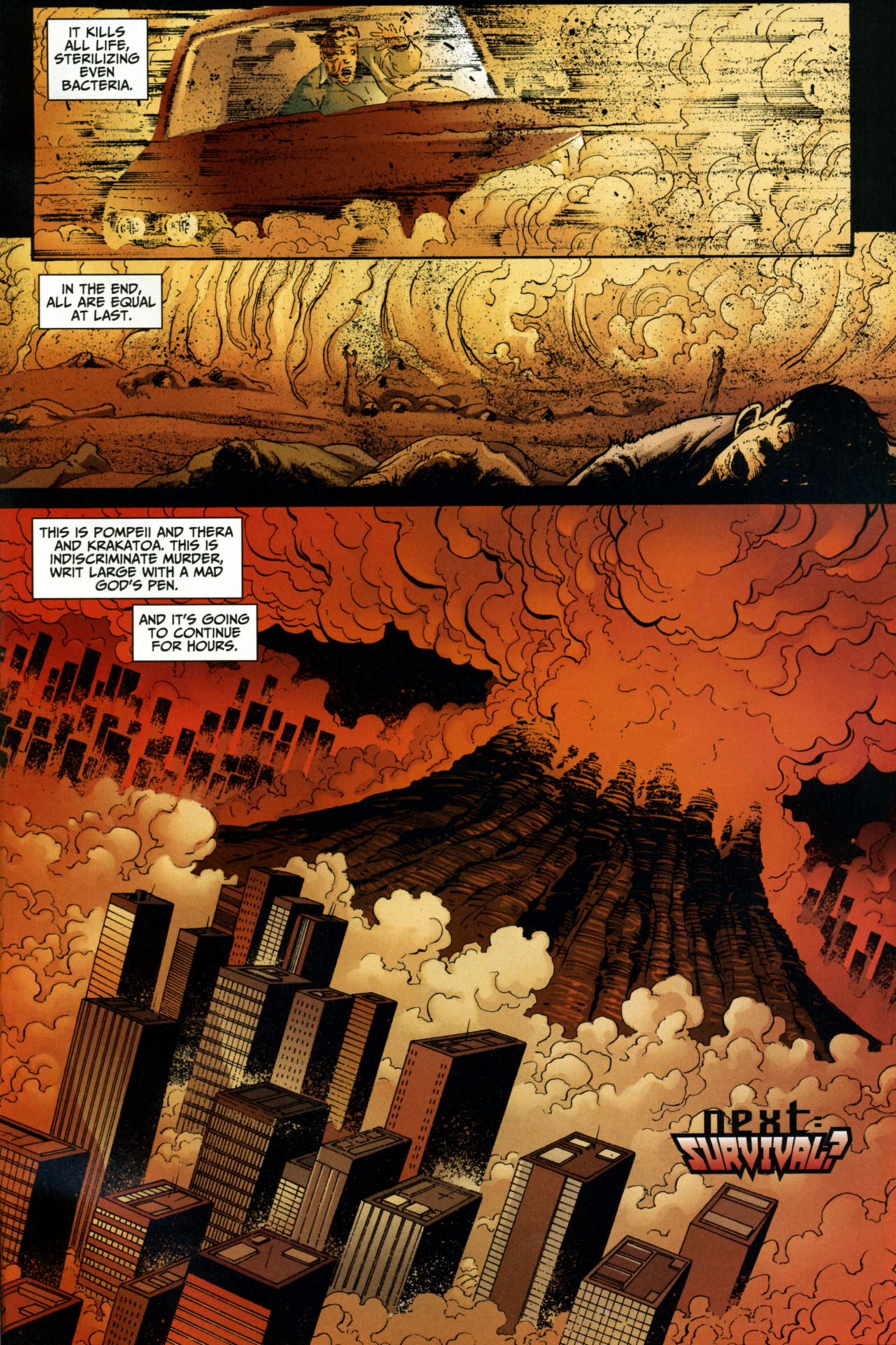 Read online Shadowpact comic -  Issue #15 - 22