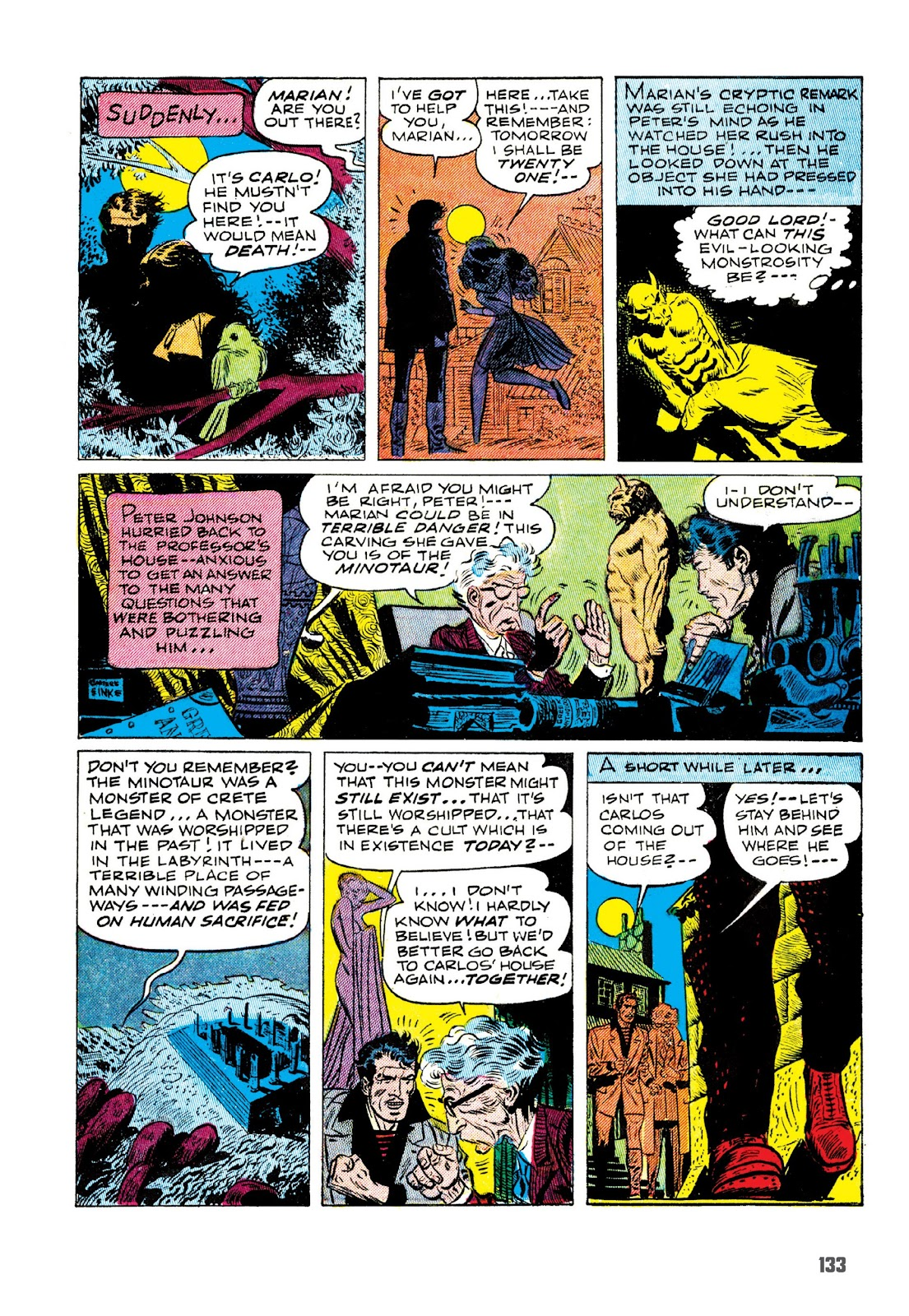 Read online The Joe Kubert Archives comic -  Issue # TPB (Part 2) - 44