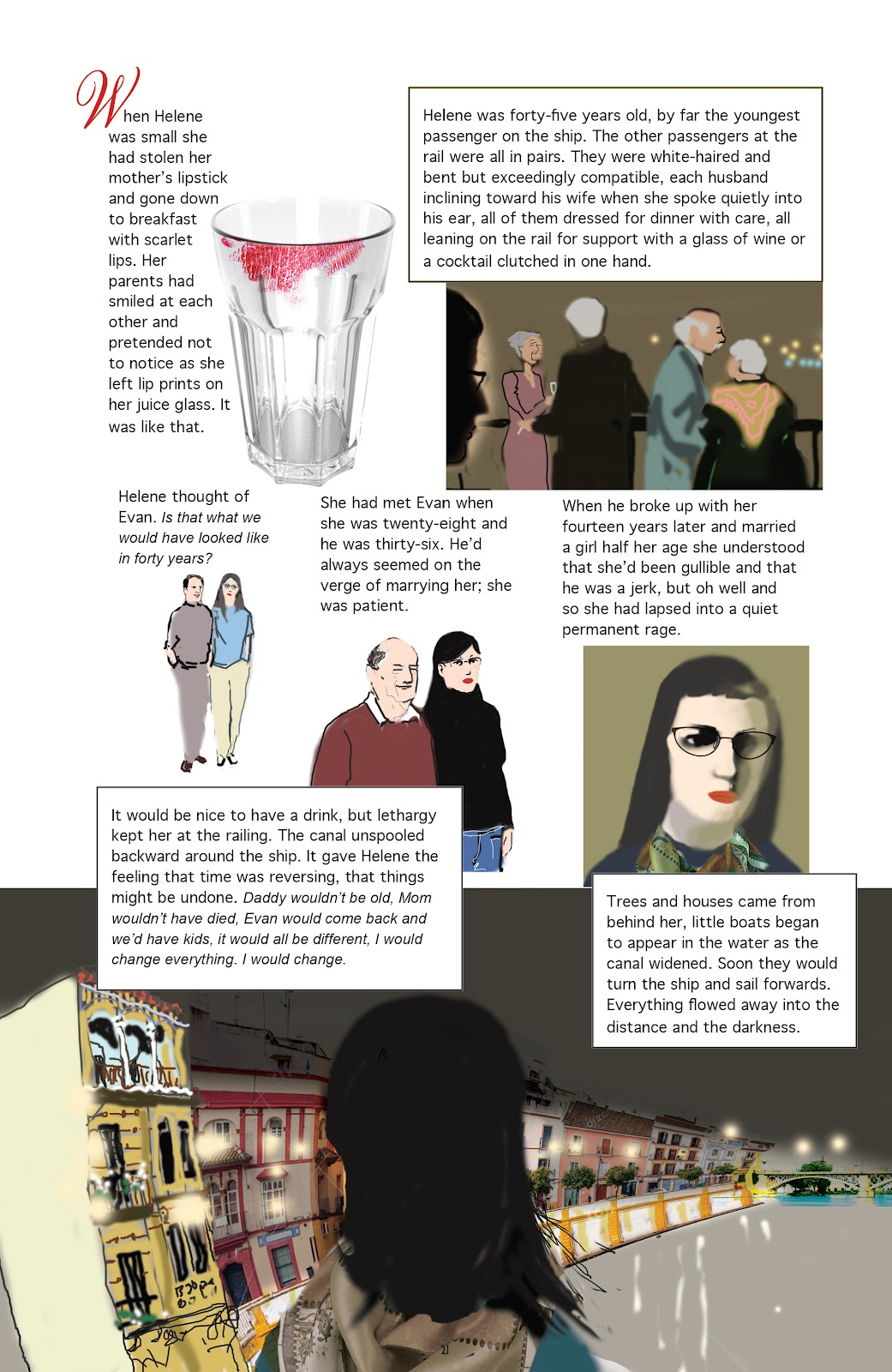 Read online Shadow Show: Stories in Celebration of Ray Bradbury comic -  Issue #2 - 23