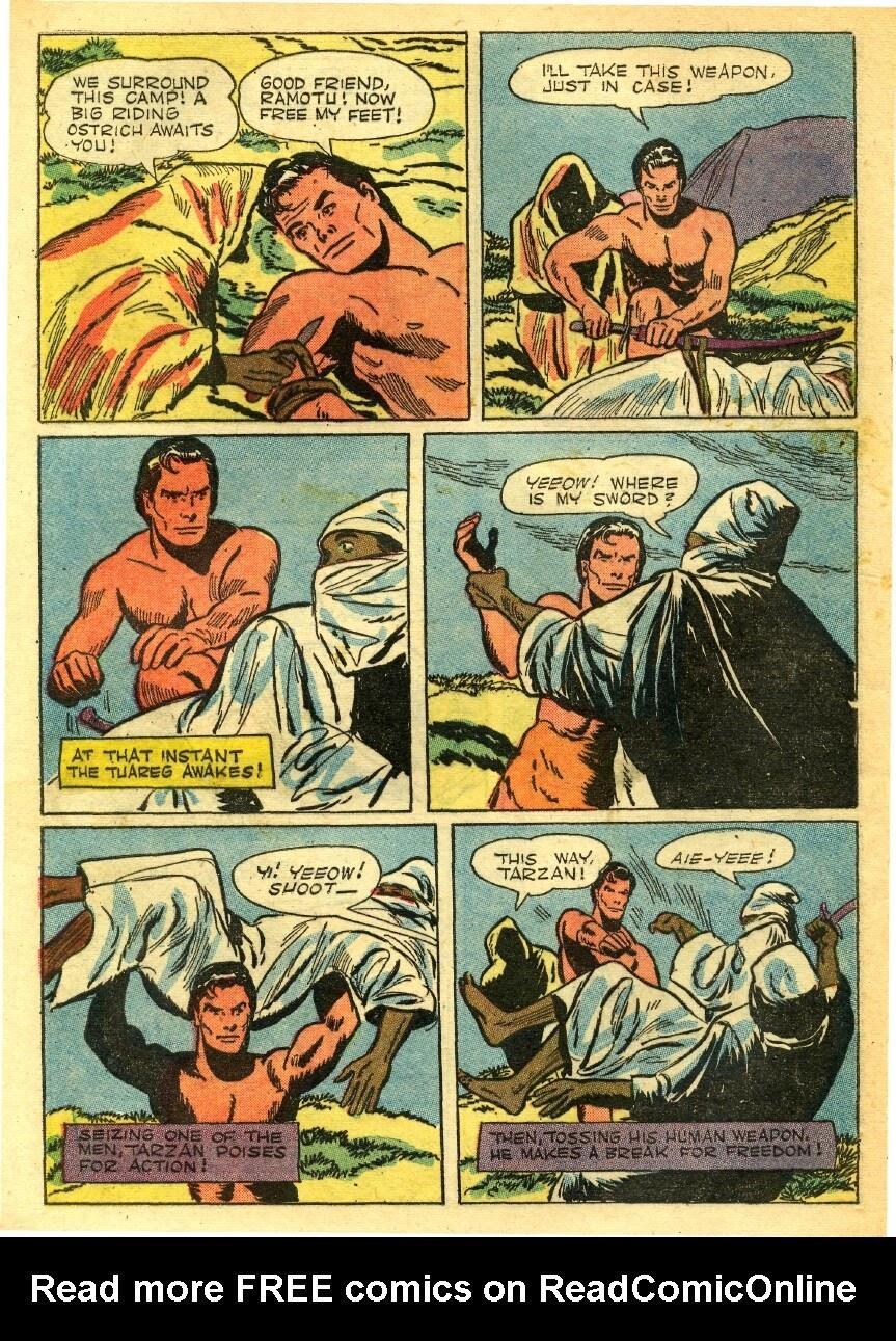 Tarzan (1948) issue 56 - Page 16