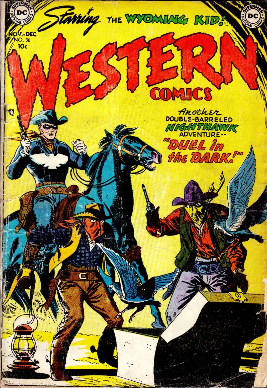Western Comics 36 Page 1