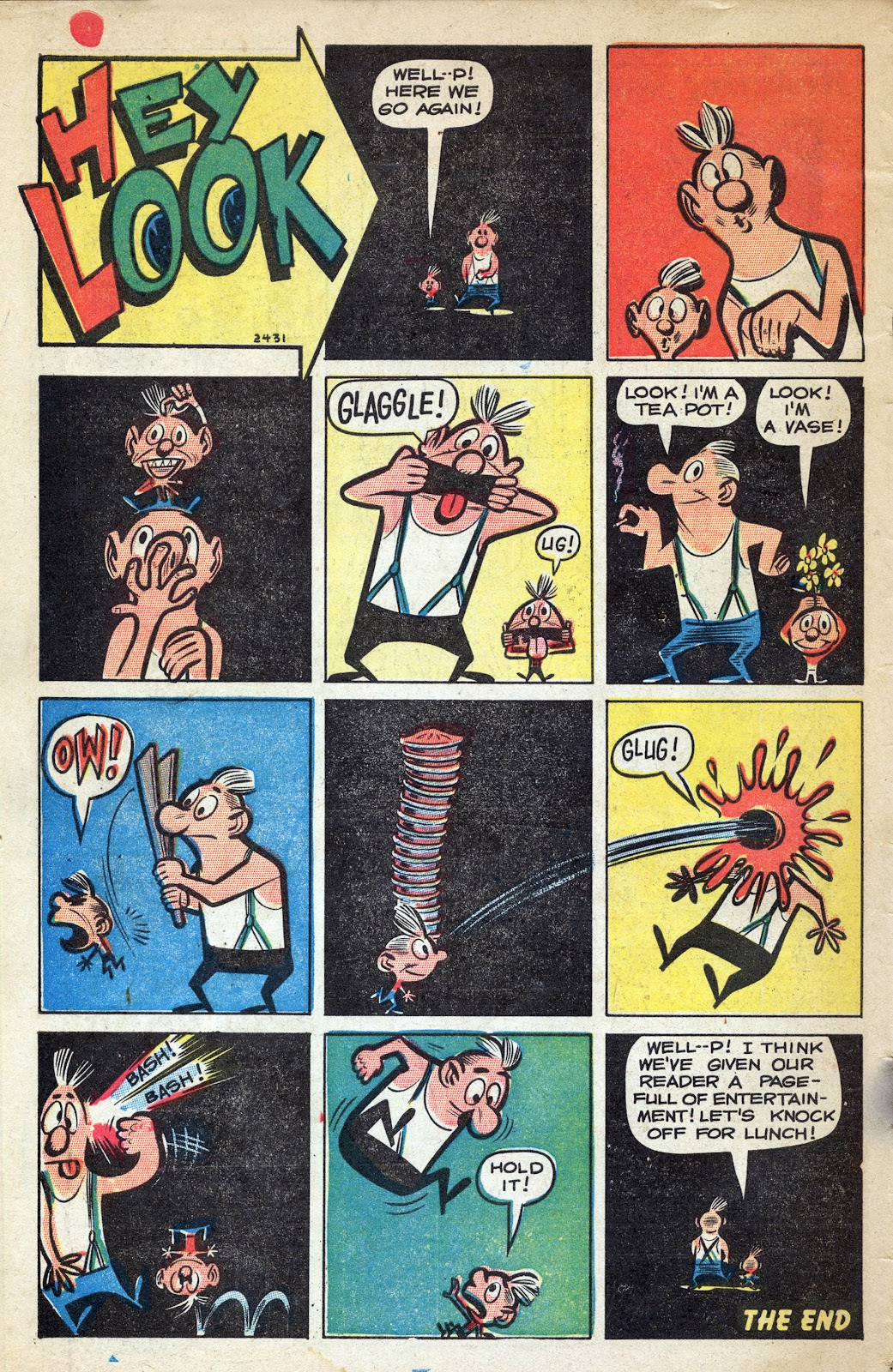 Read online Gay Comics comic -  Issue #31 - 32