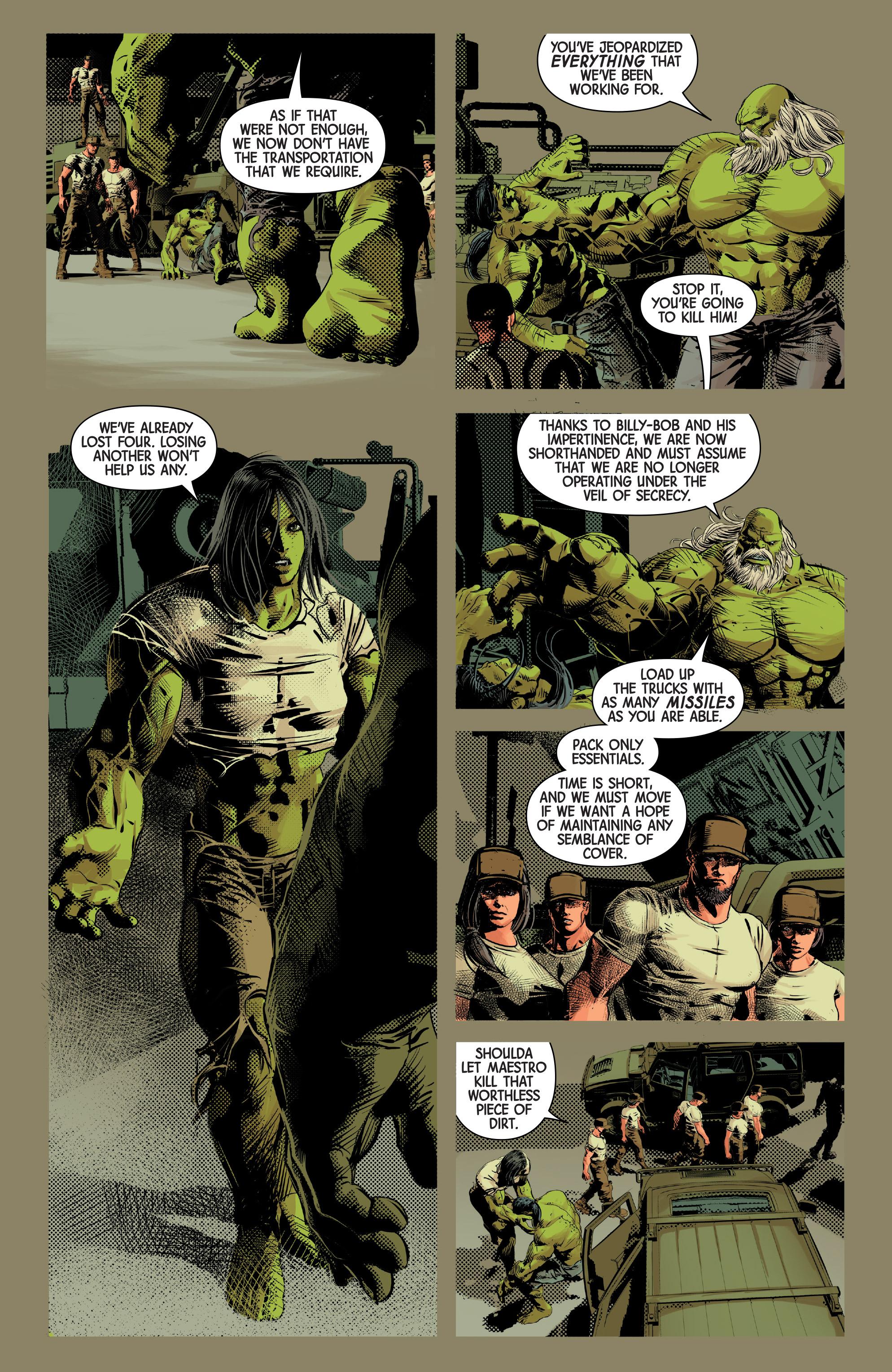 Read online Old Man Logan (2016) comic -  Issue #25 - 19
