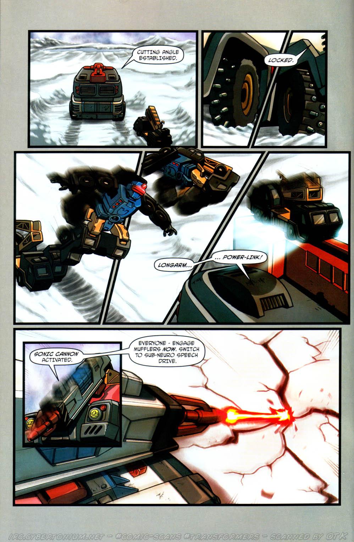 Read online Transformers Armada comic -  Issue #13 - 10