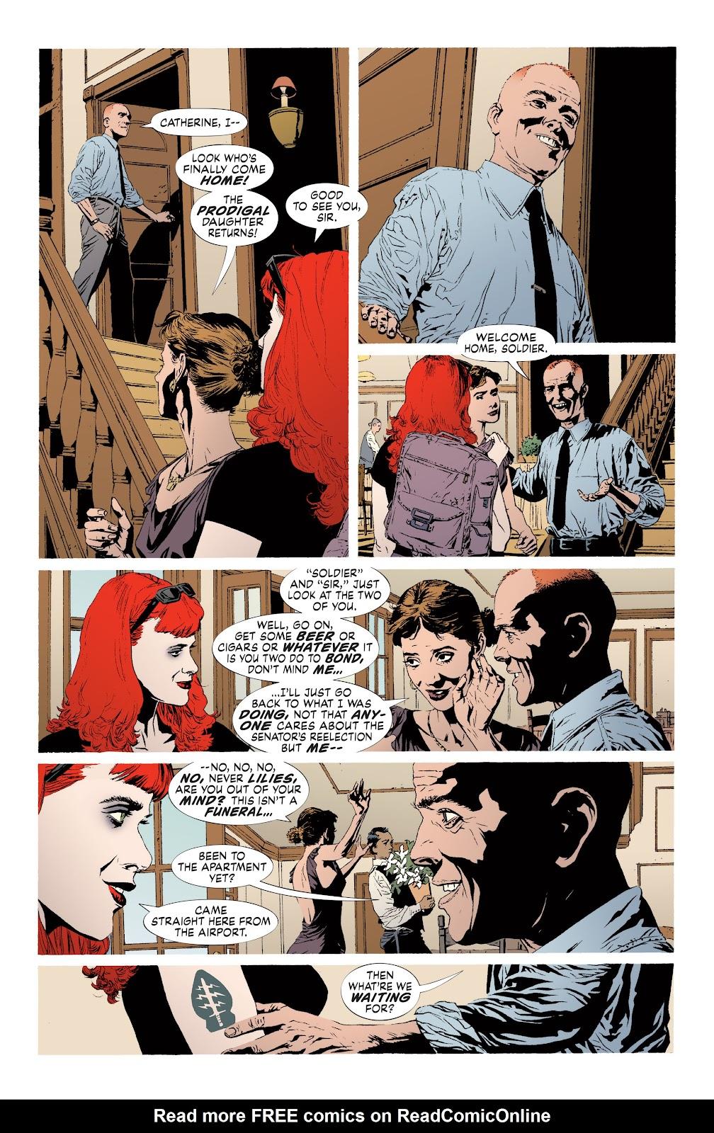Read online Detective Comics (1937) comic -  Issue # _TPB Batwoman – Elegy (New Edition) (Part 2) - 31