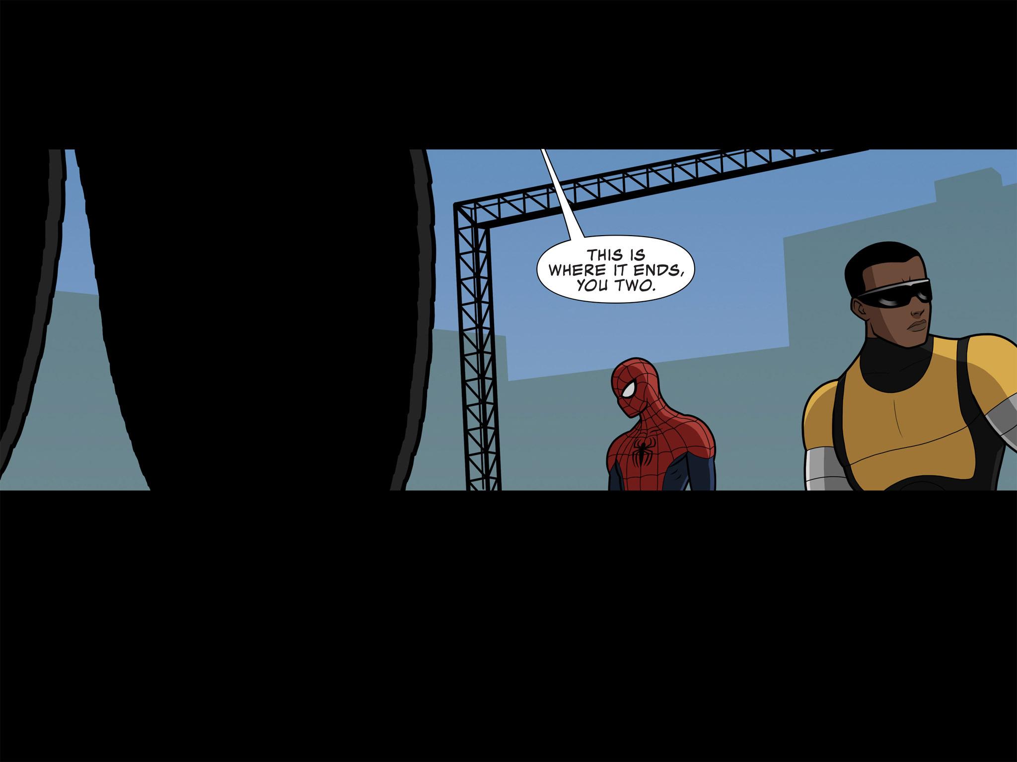 Read online Ultimate Spider-Man (Infinite Comics) (2015) comic -  Issue #10 - 34