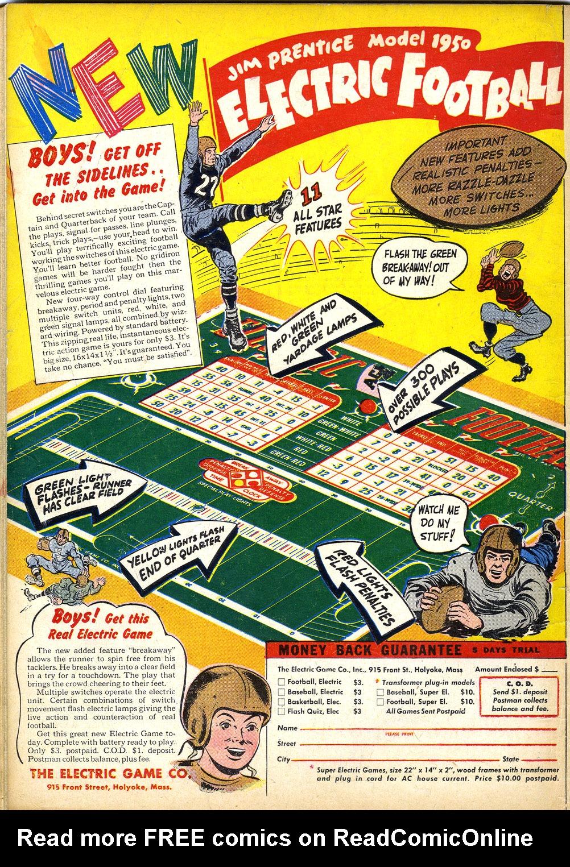 Read online Adventure Comics (1938) comic -  Issue #146 - 52