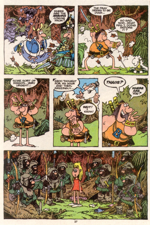 Read online Sergio Aragonés Groo the Wanderer comic -  Issue #80 - 21