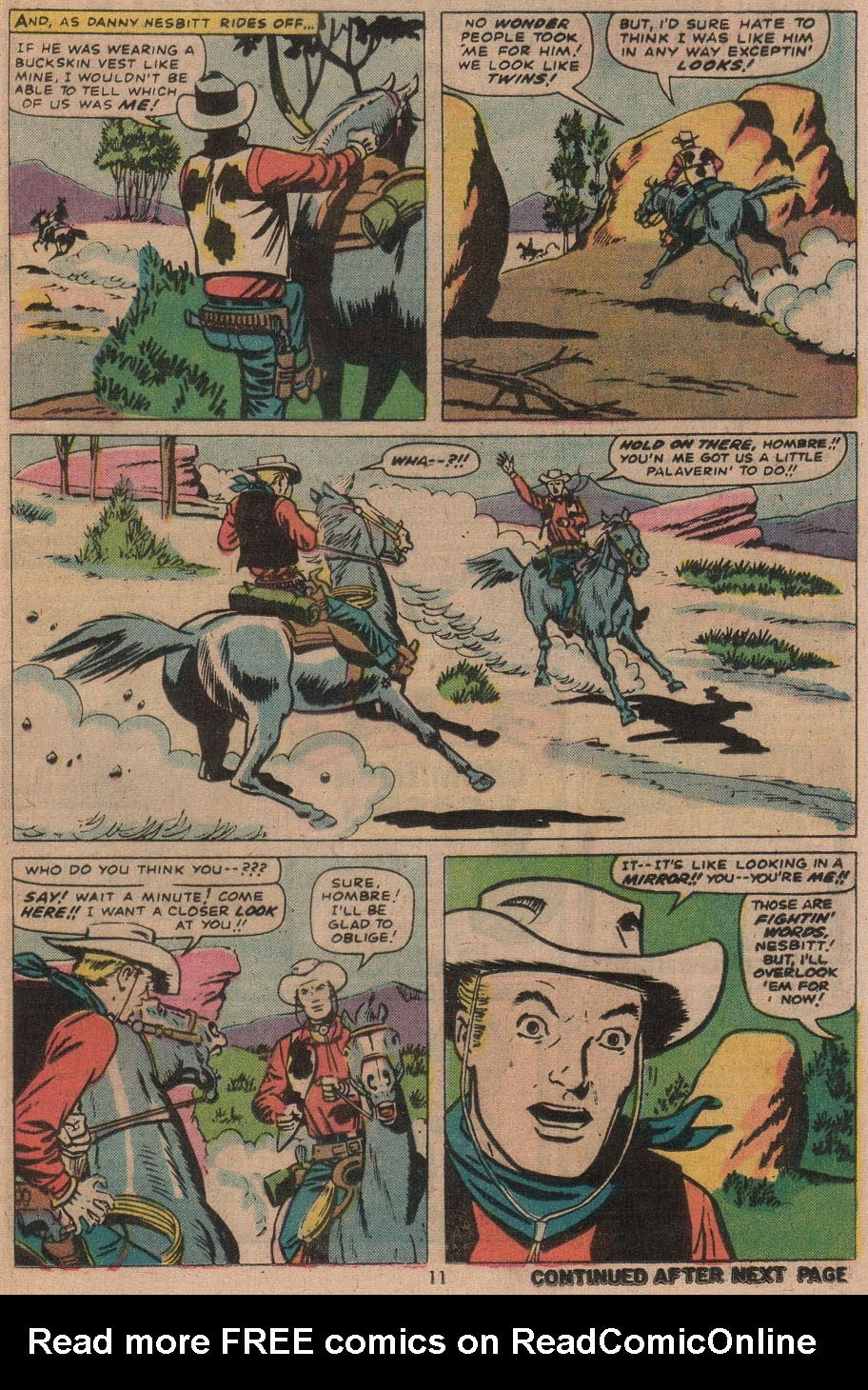 Kid Colt Outlaw issue 187 - Page 12