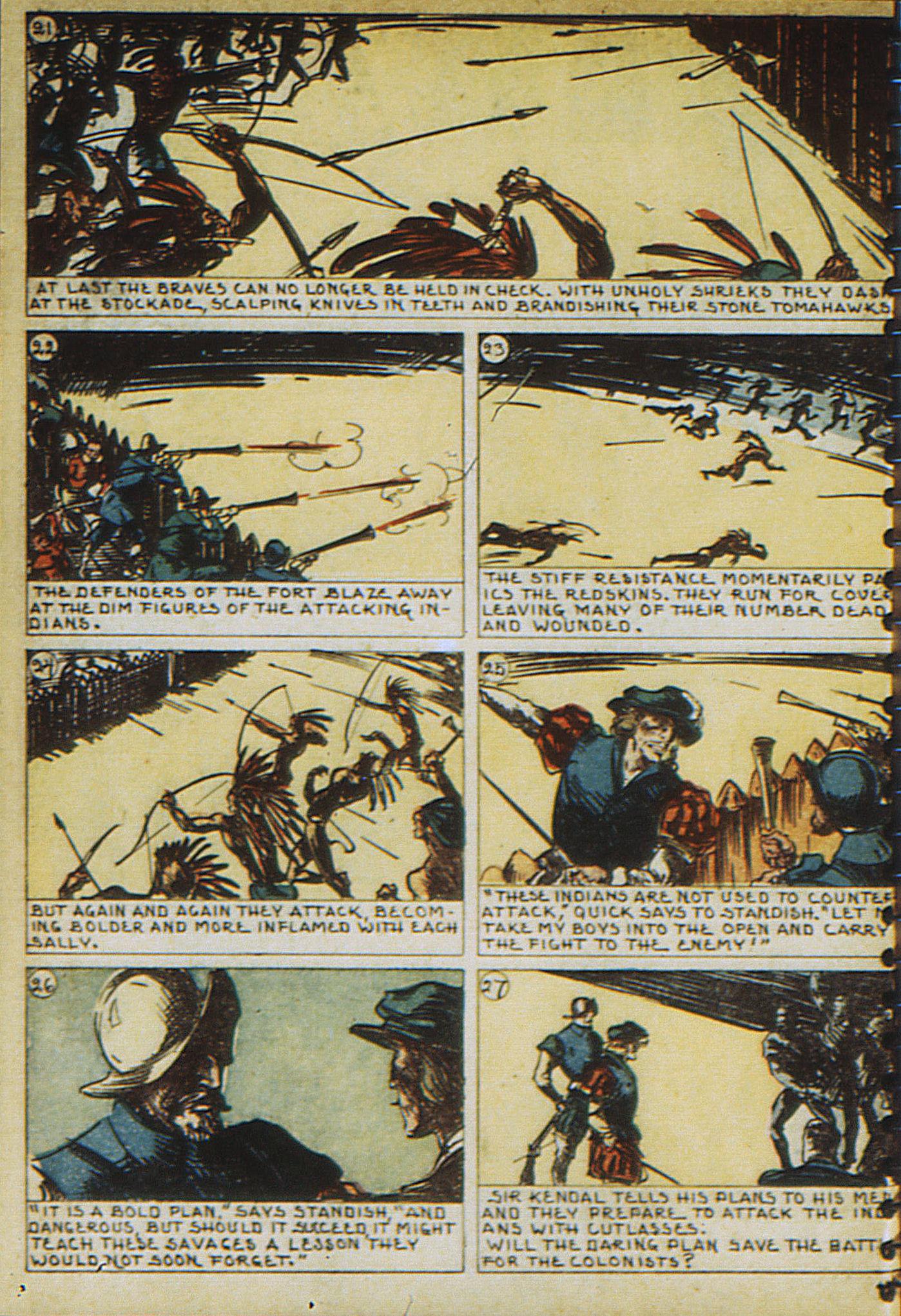 Read online Adventure Comics (1938) comic -  Issue #23 - 66