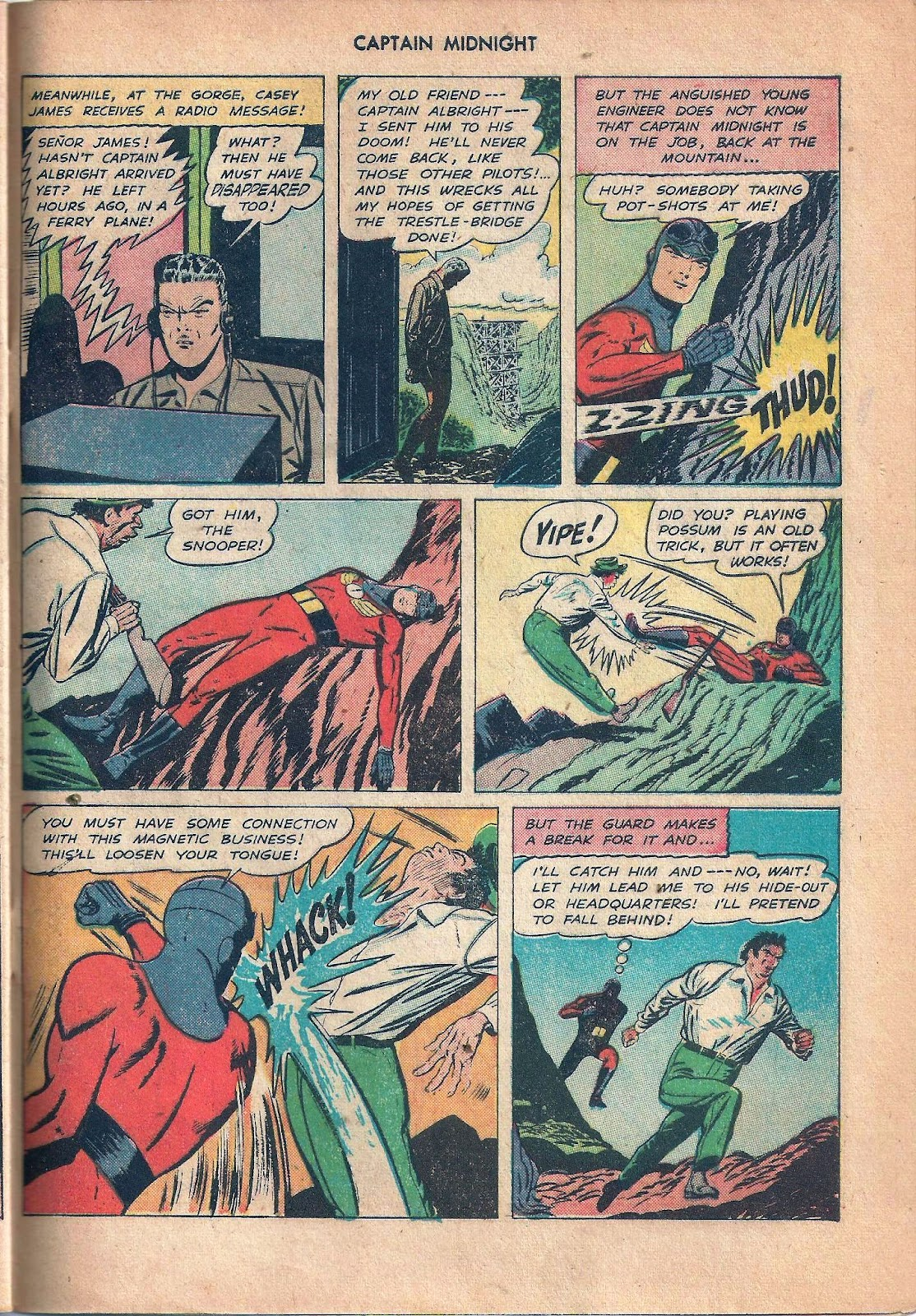 Captain Midnight (1942) issue 53 - Page 45
