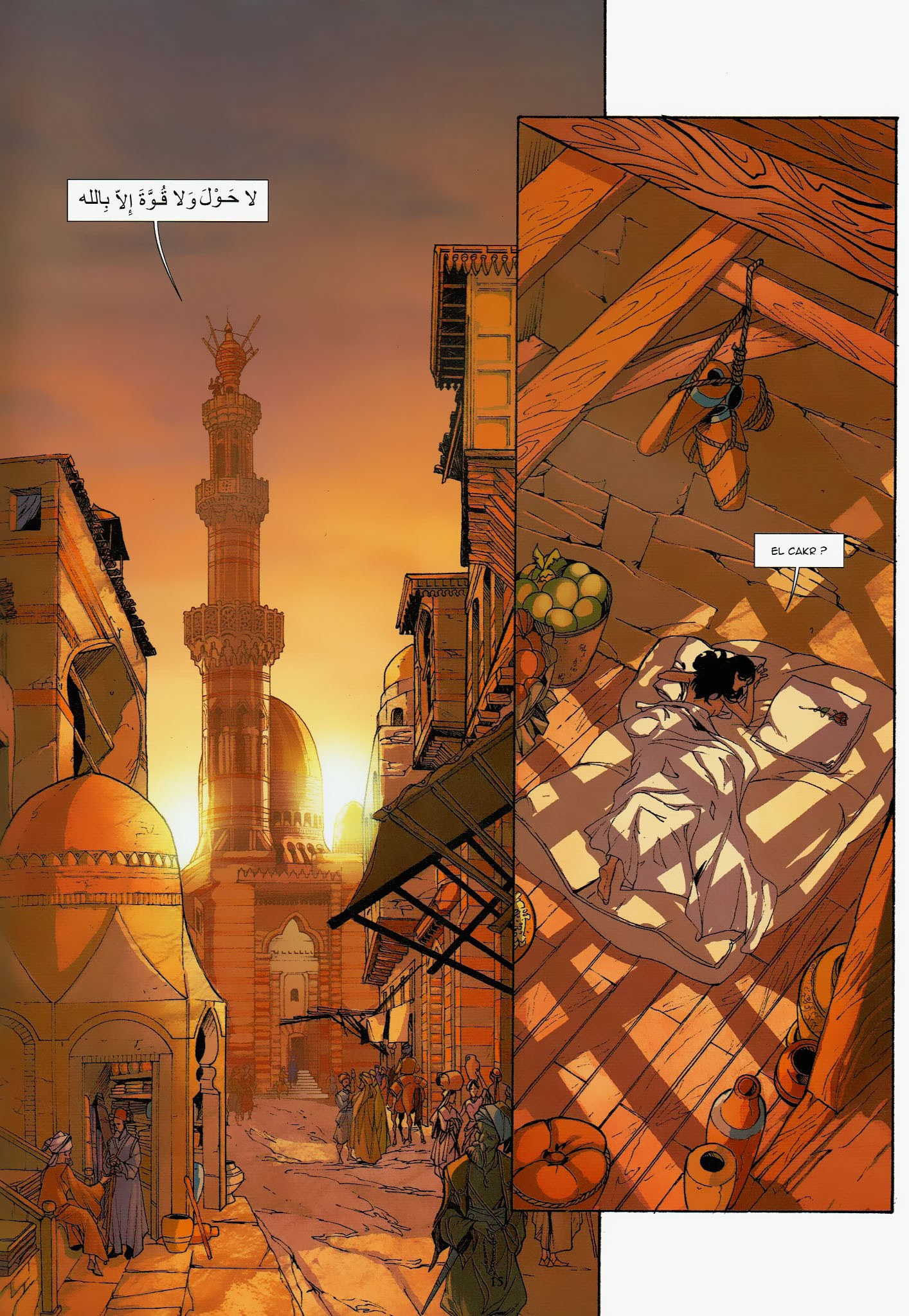 Read online Assassin's Creed (2009) comic -  Issue #6 - 16