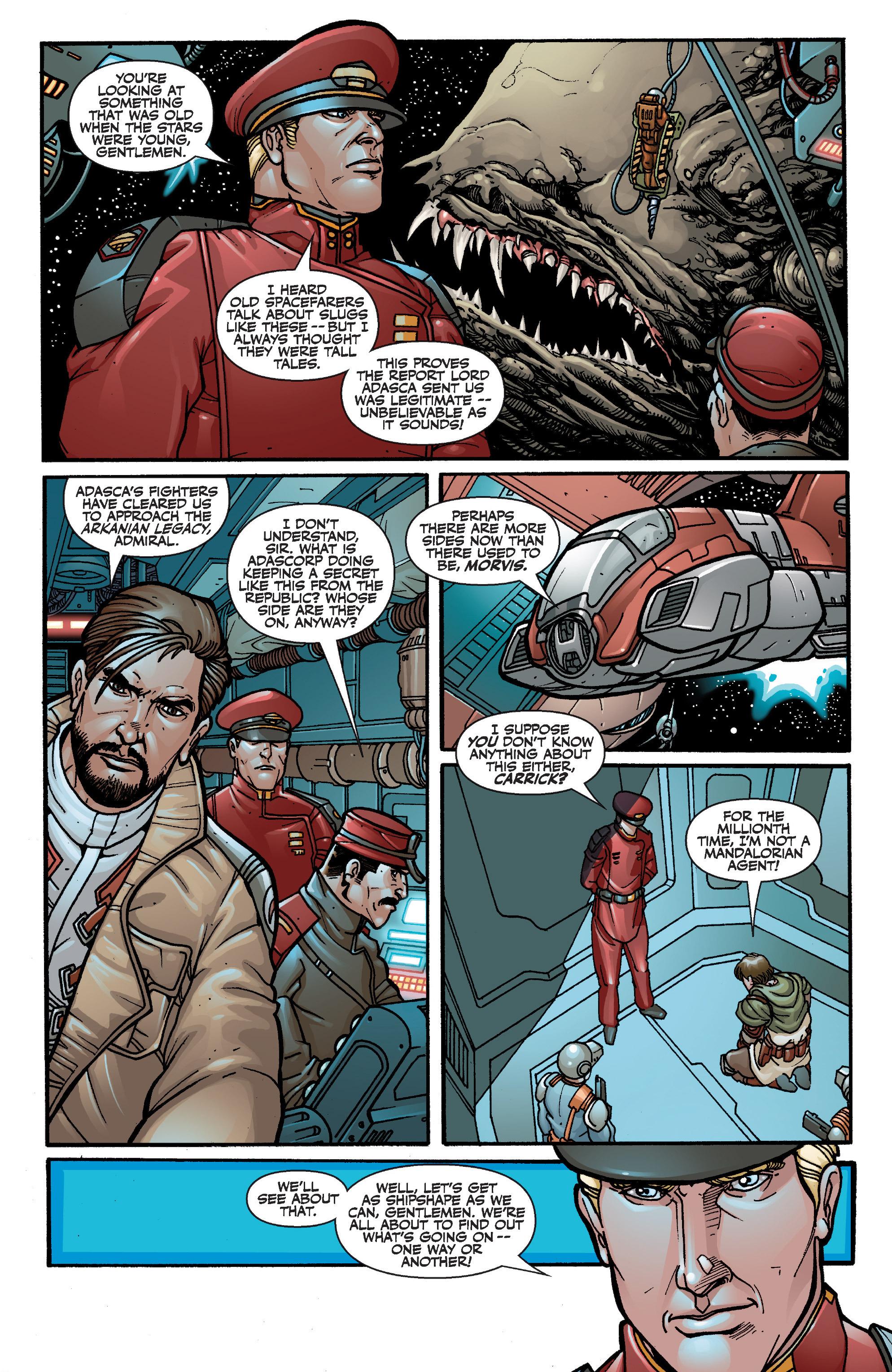 Read online Star Wars Omnibus comic -  Issue # Vol. 32 - 8