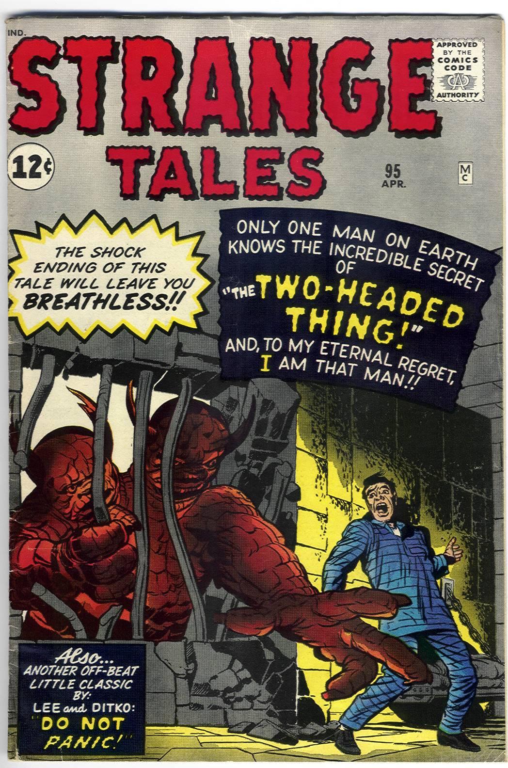 Strange Tales (1951) 95 Page 1