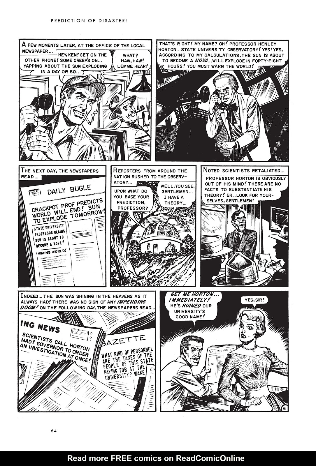 Read online The Martian Monster and Other Stories comic -  Issue # TPB (Part 1) - 79