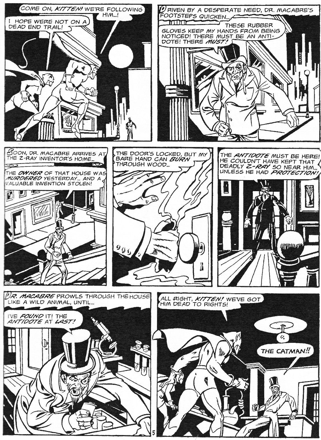 Read online Men of Mystery Comics comic -  Issue #74 - 57