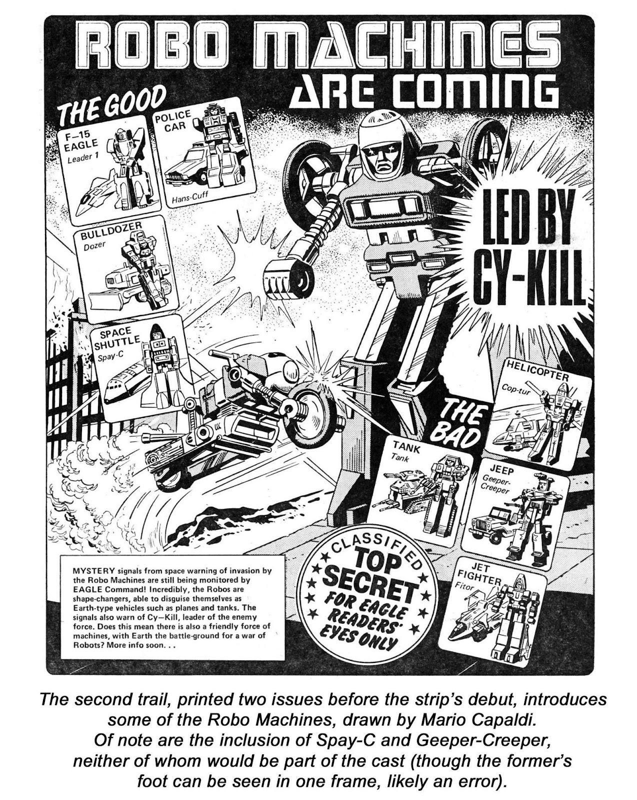 Read online Robo Machines comic -  Issue # TPB - 6