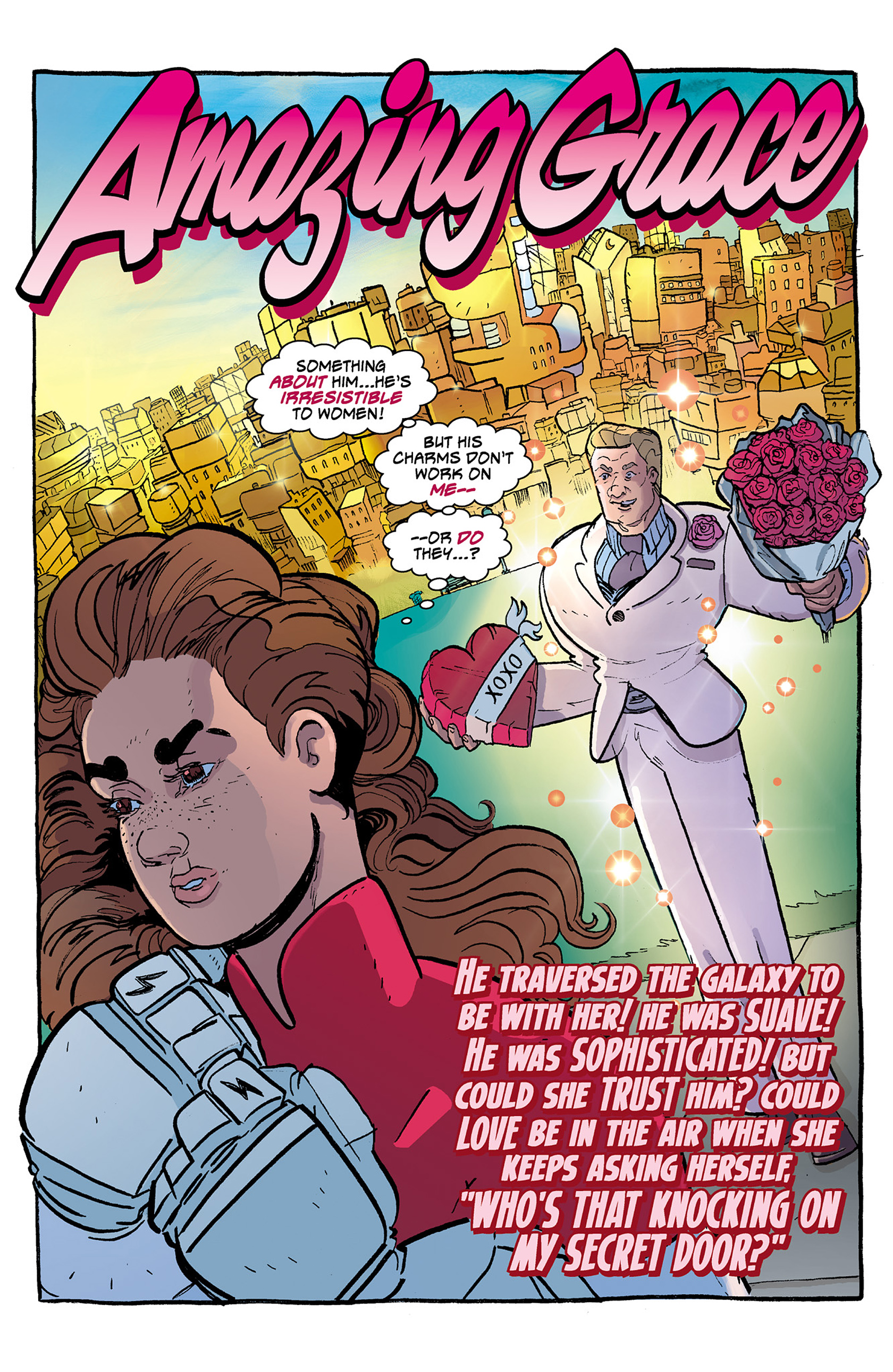 Read online Catalyst Comix comic -  Issue #4 - 4