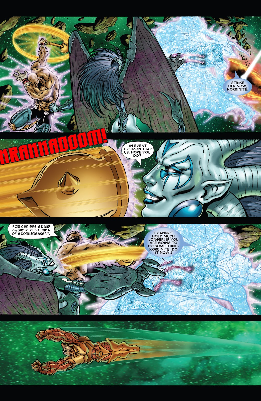 Read online Thor: Ragnaroks comic -  Issue # TPB (Part 4) - 50