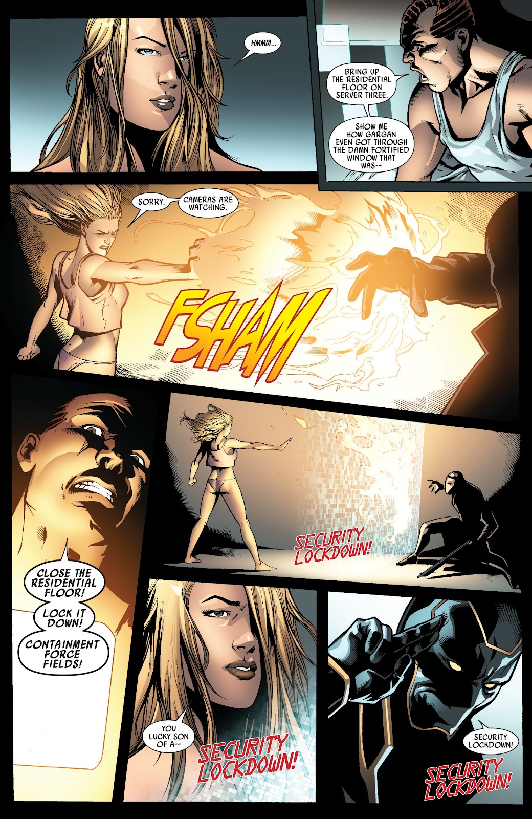 Read online Siege Prelude comic -  Issue # TPB (Part 2) - 31