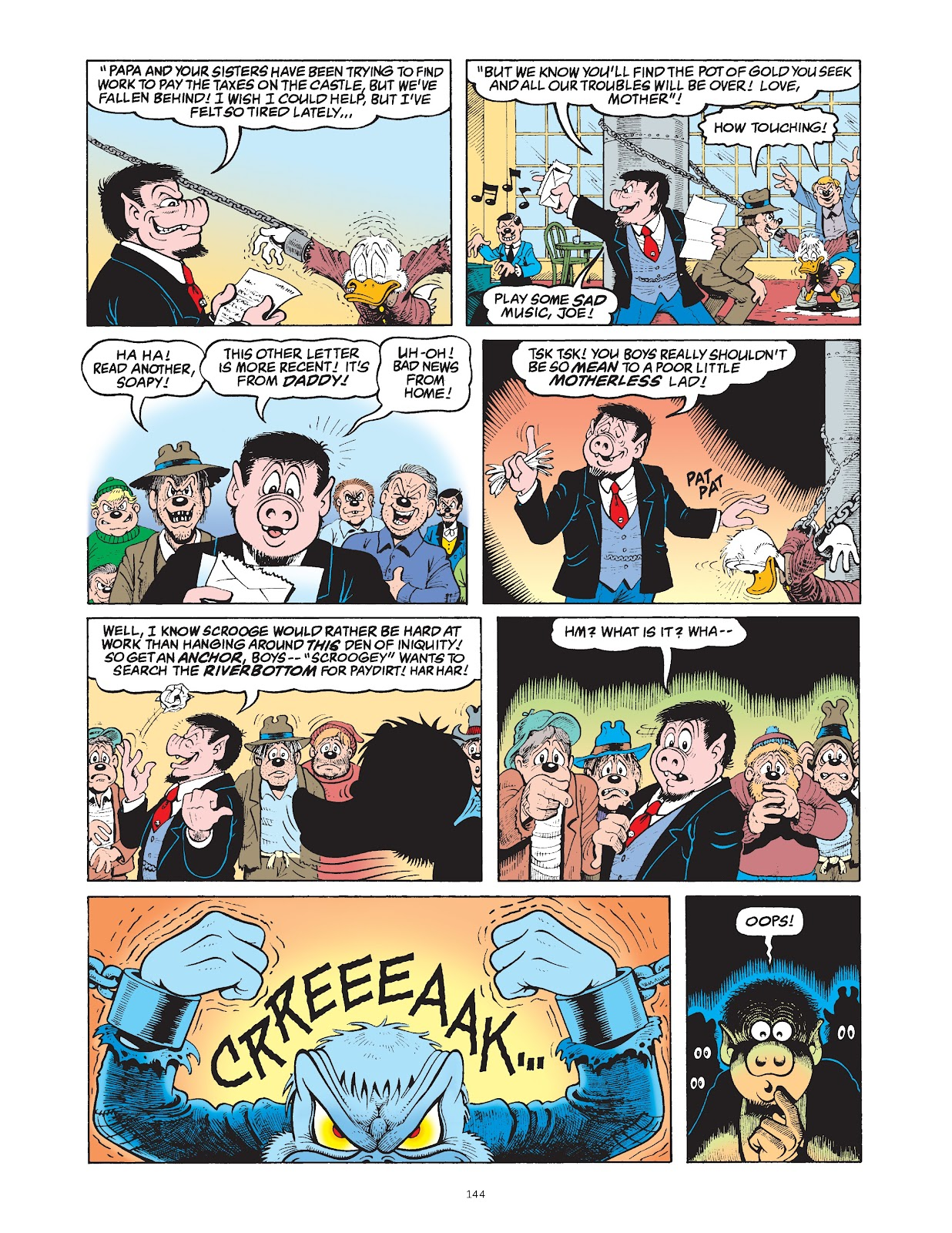 Read online The Complete Life and Times of Scrooge McDuck comic -  Issue # TPB 1 (Part 2) - 43